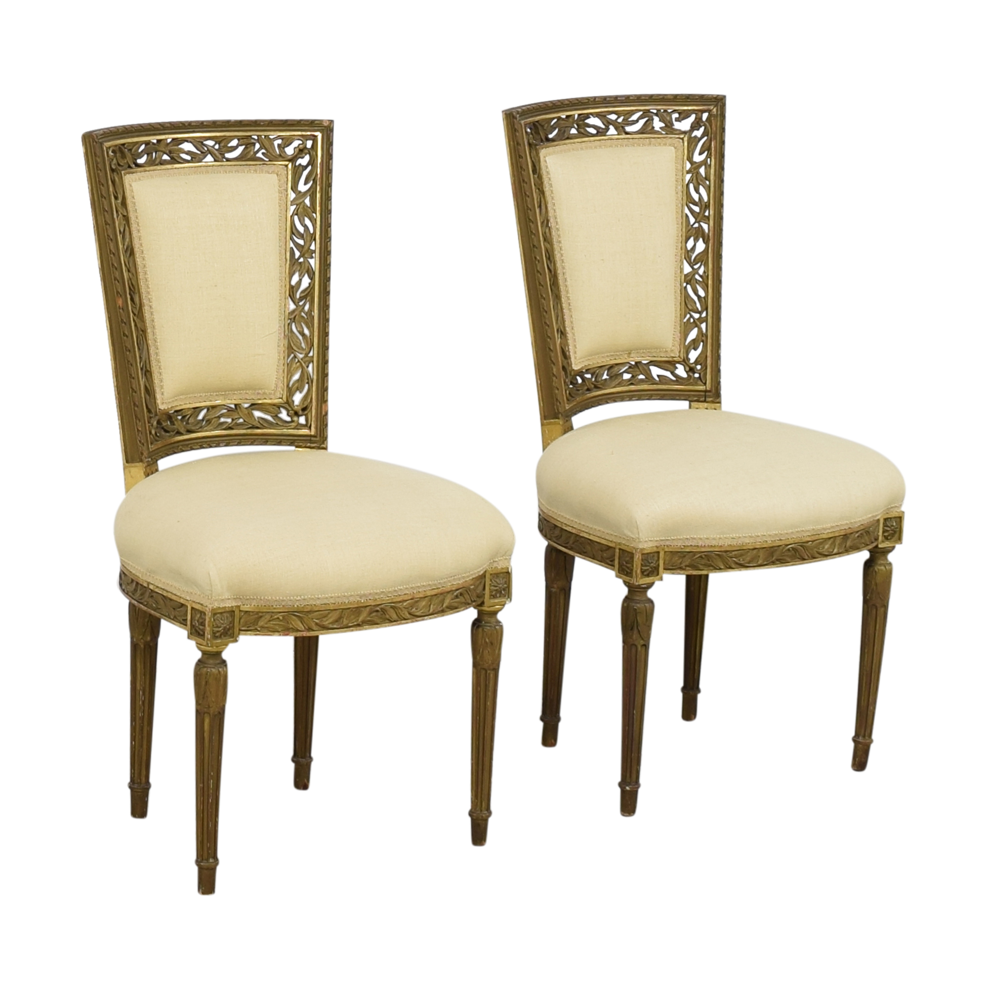 buy Louis XVI Style Accent Chairs  Chairs