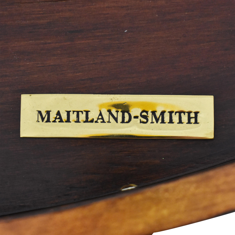 Maitland-Smith Maitland-Smith Georgian-Style Bachelor's Chest pa