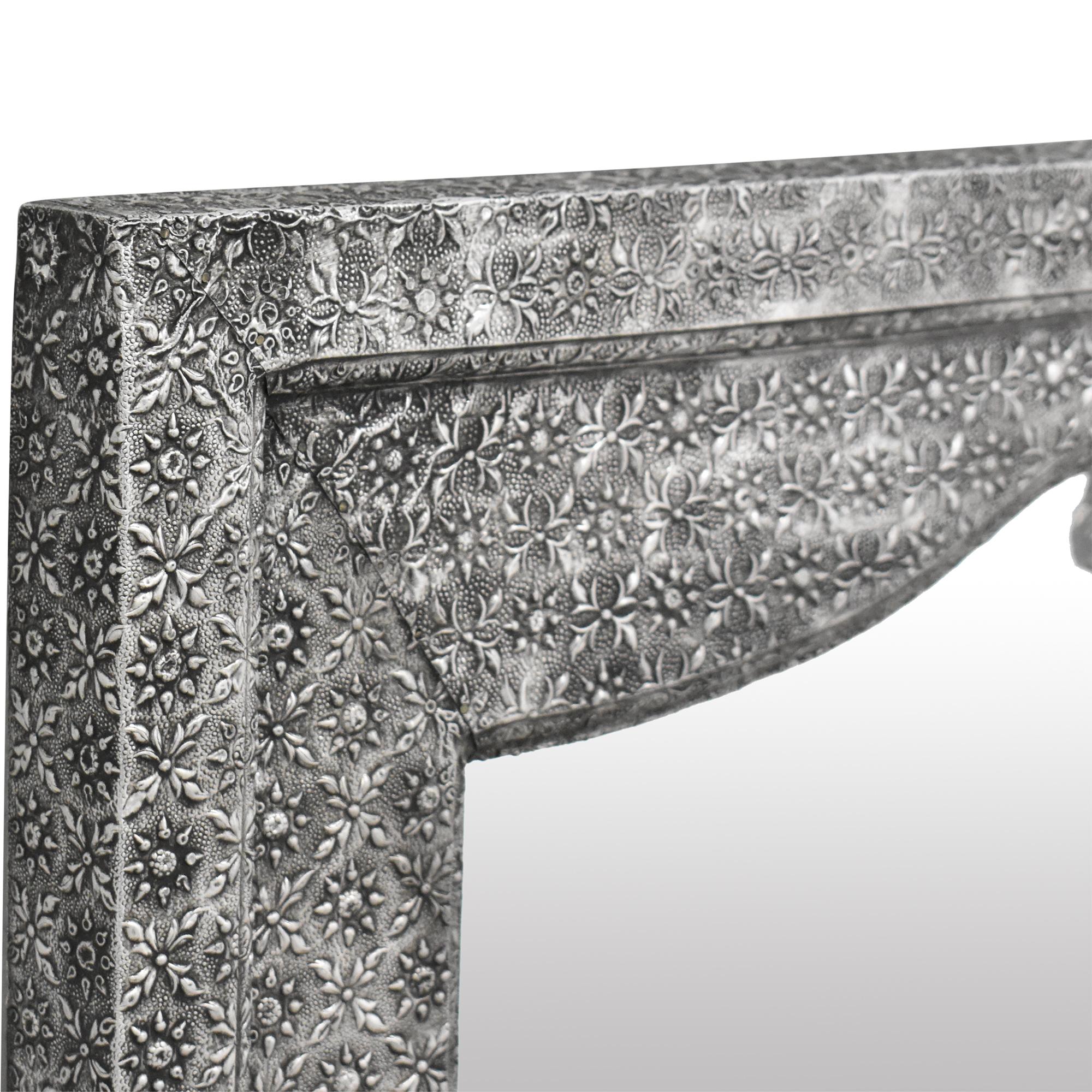 Arhaus Arhaus Moroccan-Style Wall Mirror pa