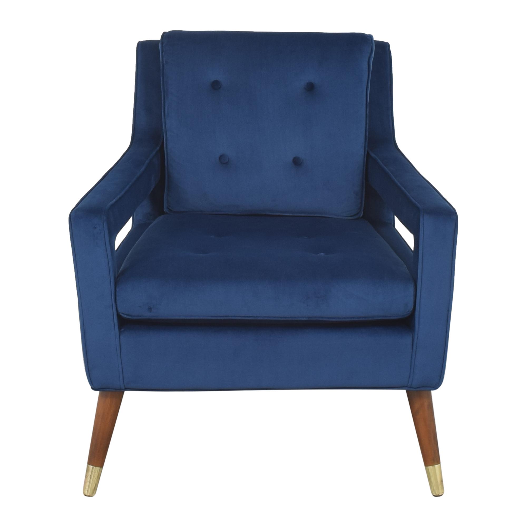 Tov Tov Draper Chair used