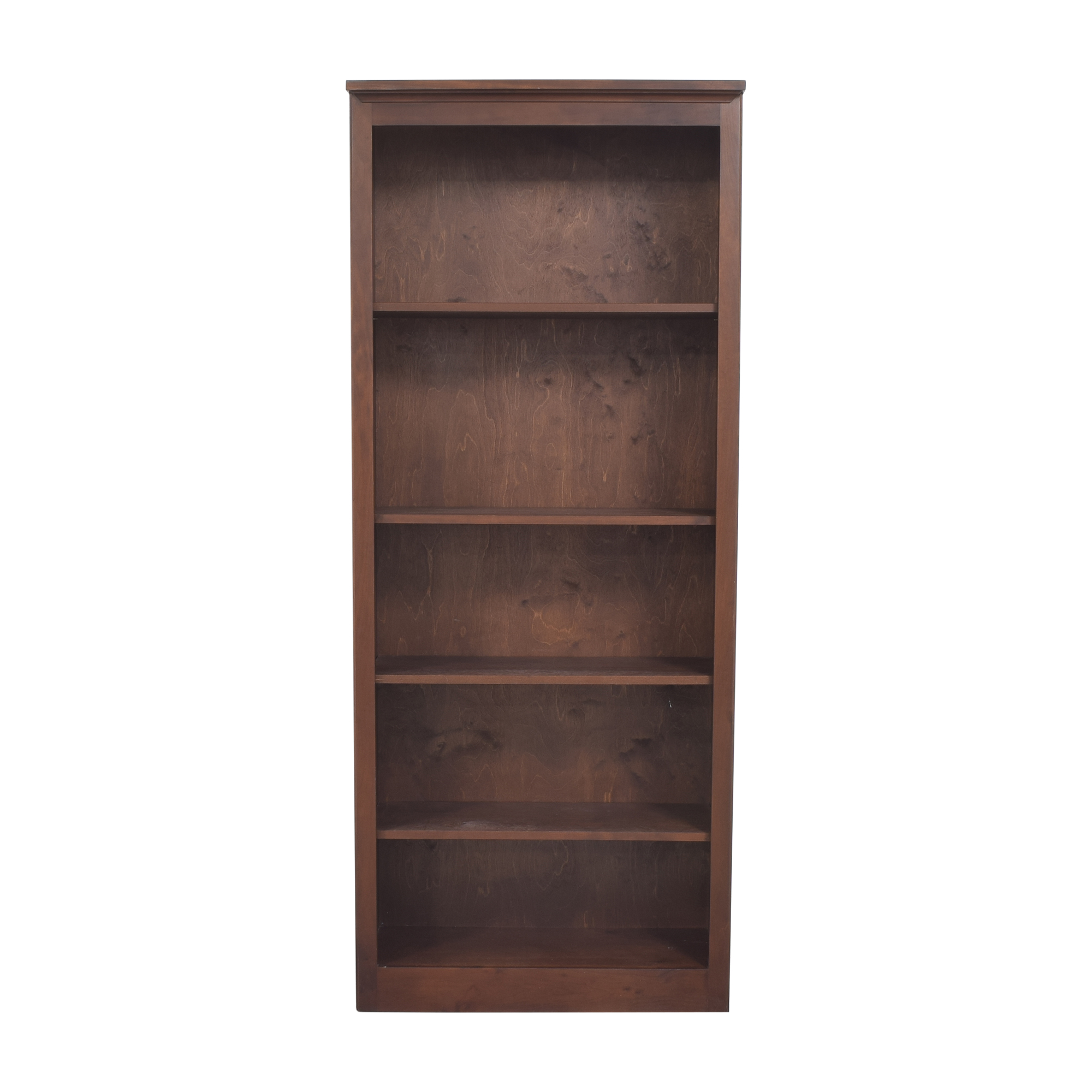 Crate & Barrel Tall Bookcase Crate & Barrel