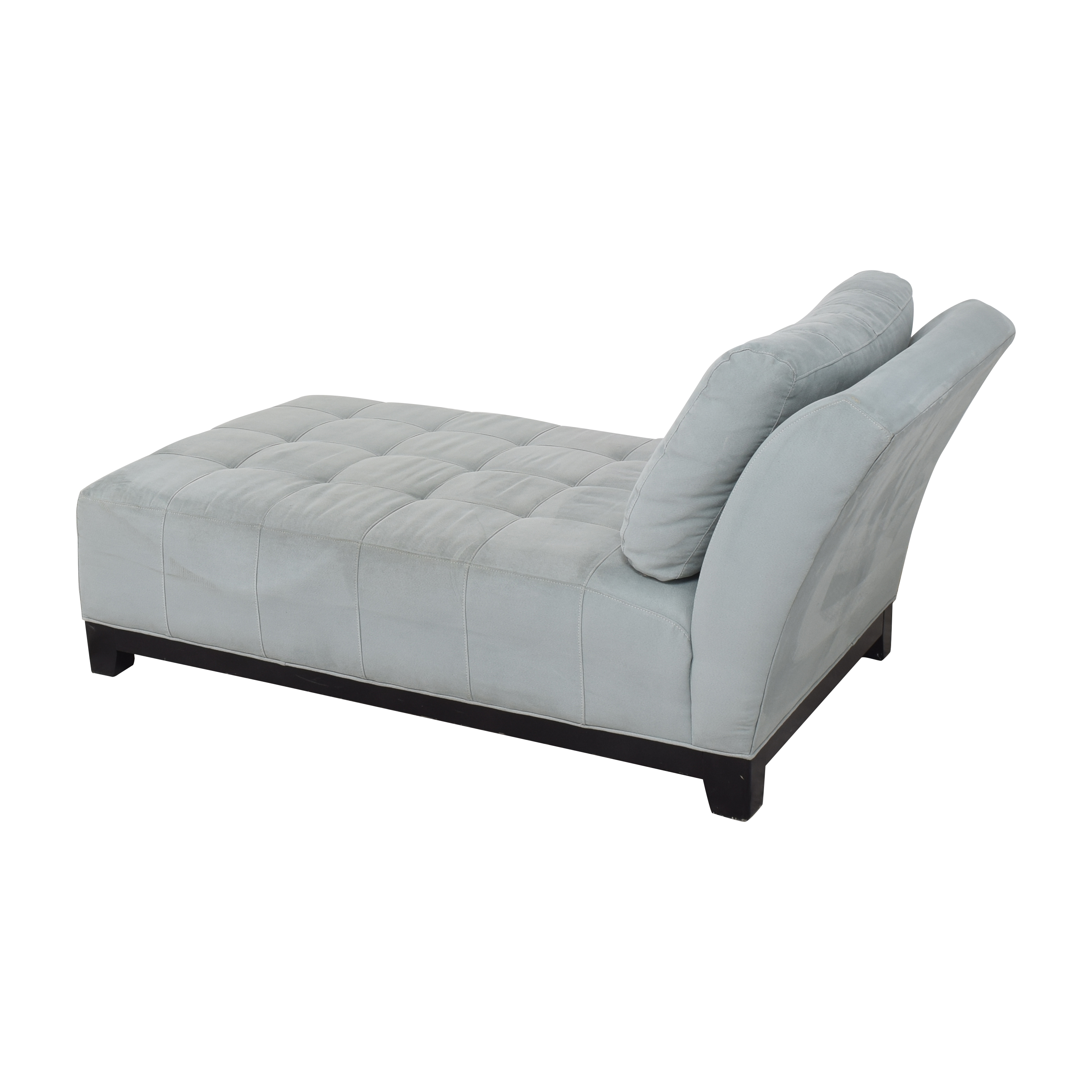 Raymour & Flanigan Raymour & Flanigan Tufted Chaise coupon