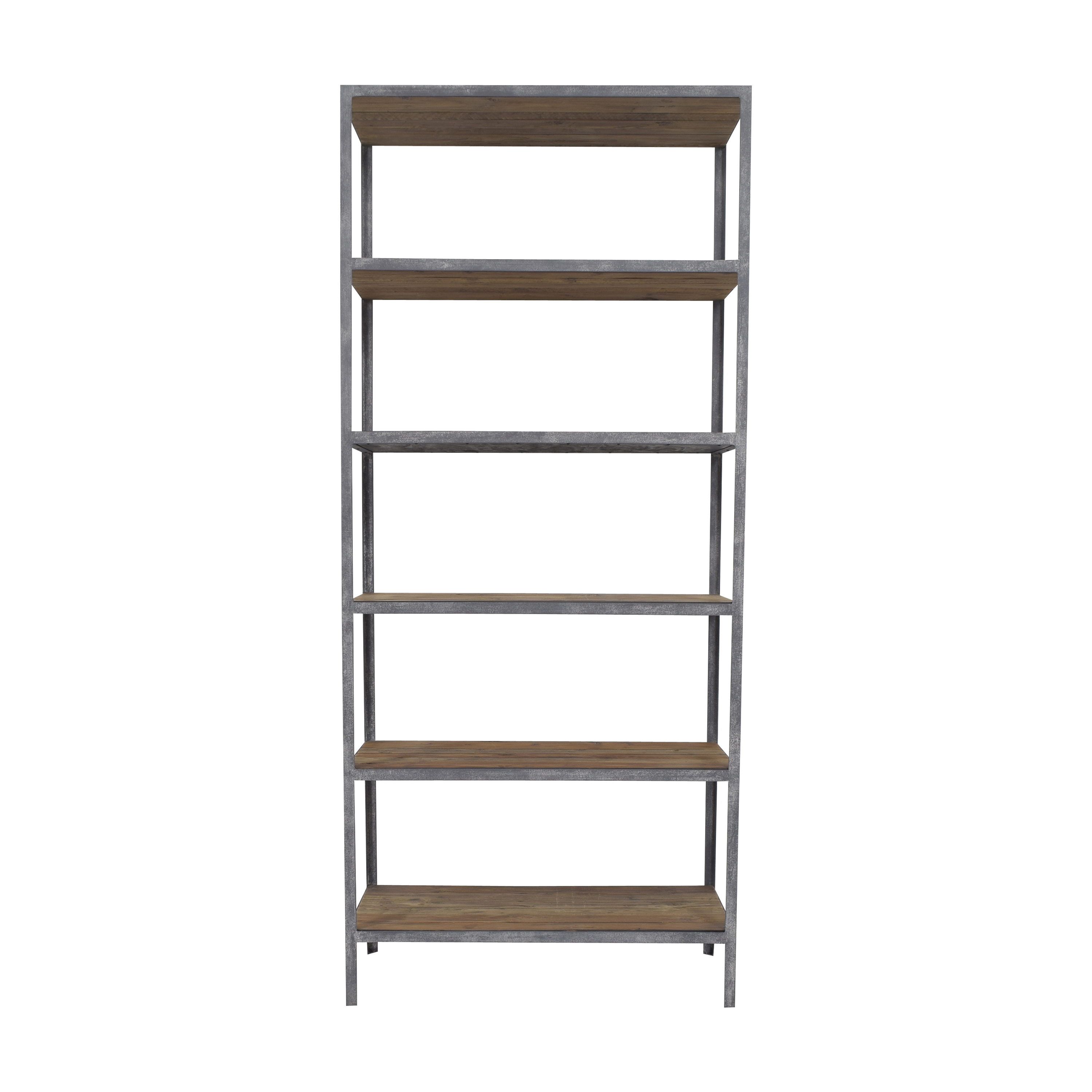 Restoration Hardware Vintage Industrial Single Shelving Restoration Hardware