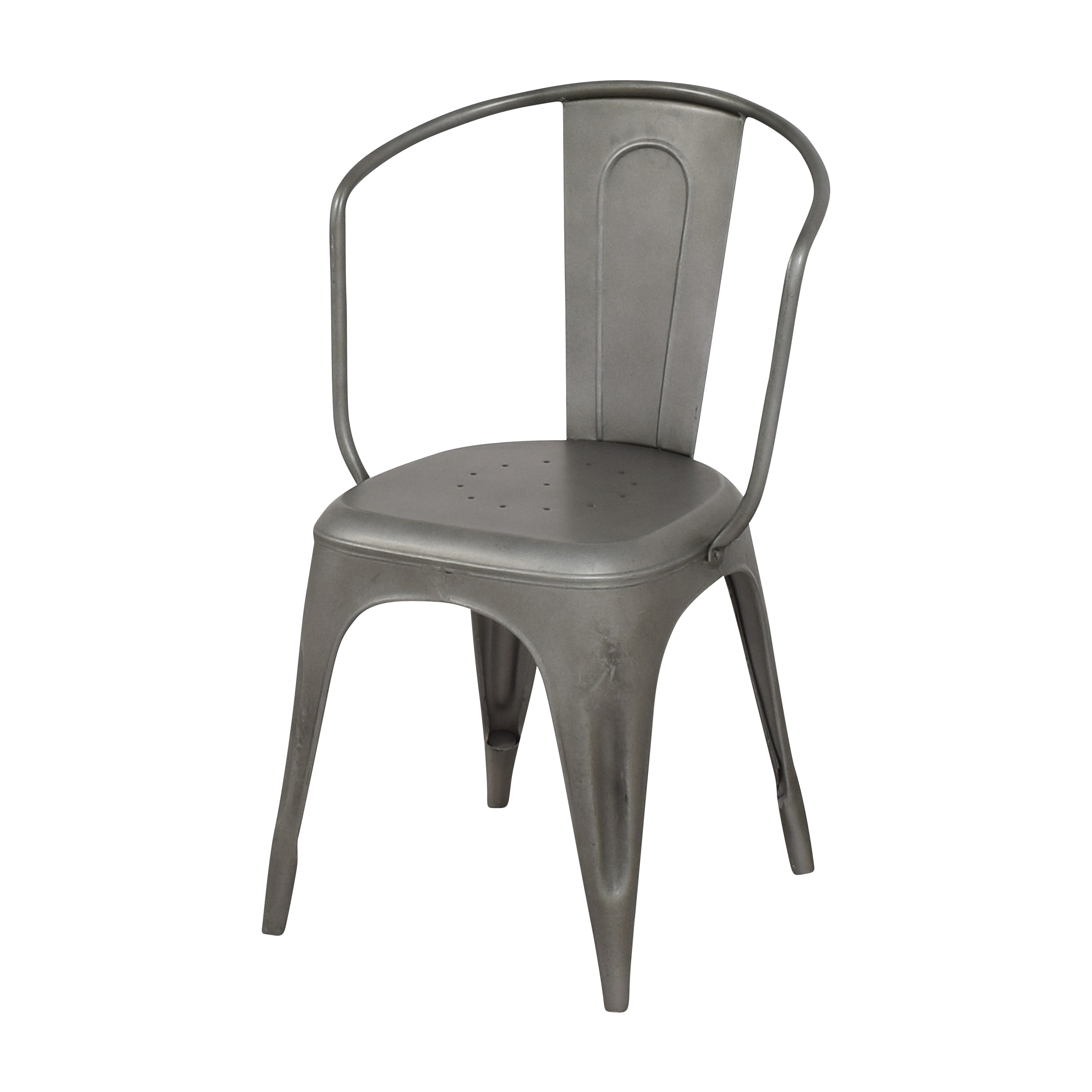 Restoration Hardware Restoration Hardware Marcel Modern Armchairs for sale