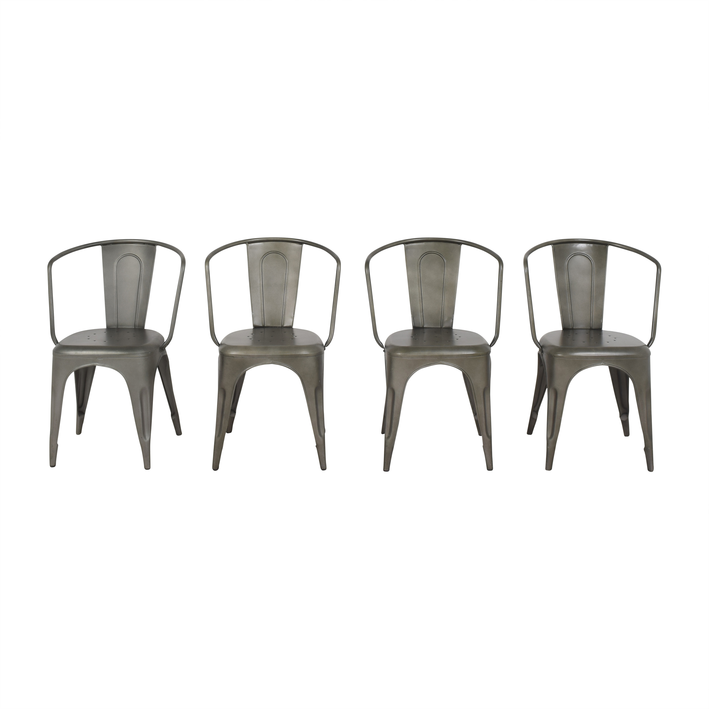 Restoration Hardware Marcel Armchairs Restoration Hardware