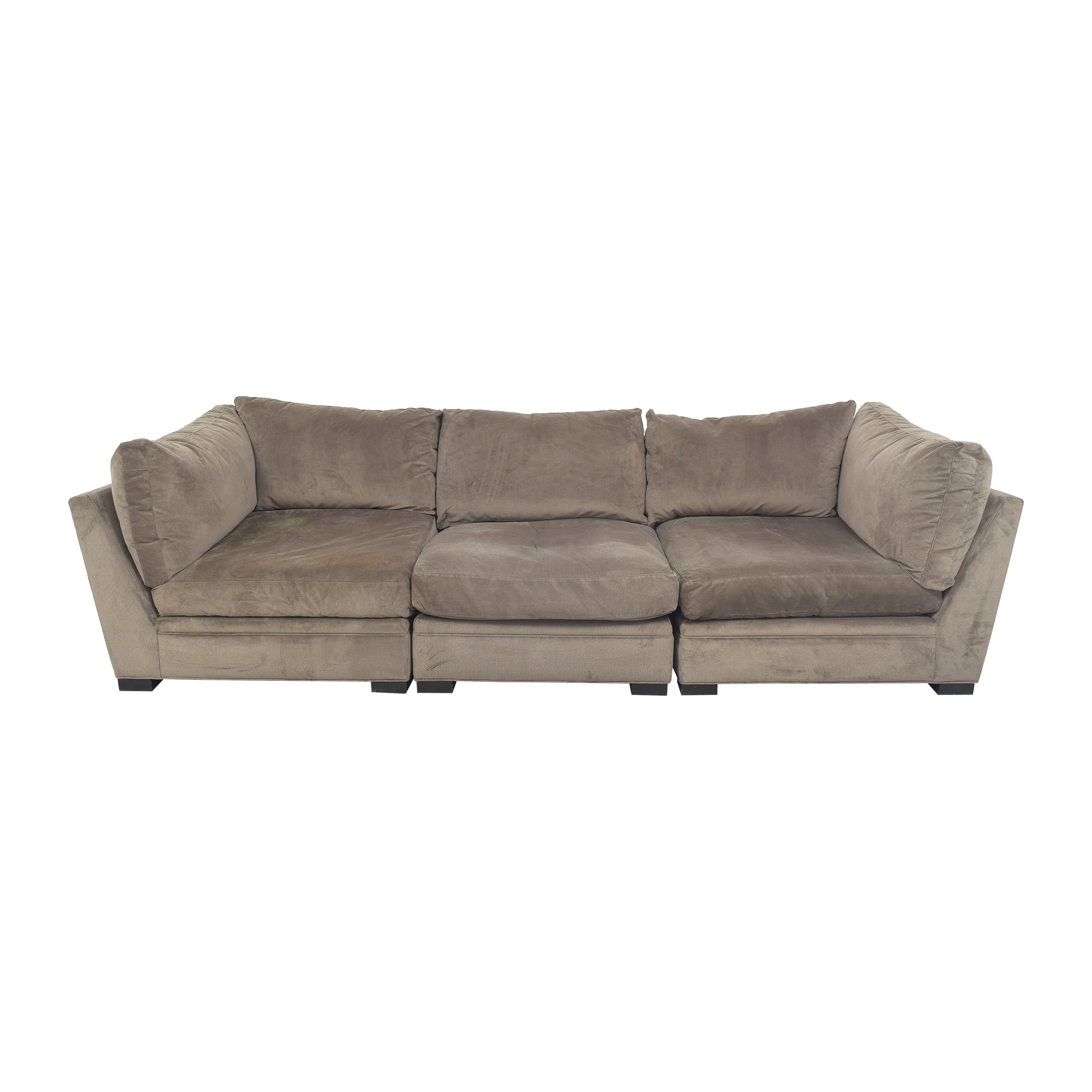 buy Raymour & Flanigan Sectional Sofa by Cindy Crawford Home Raymour & Flanigan Sectionals