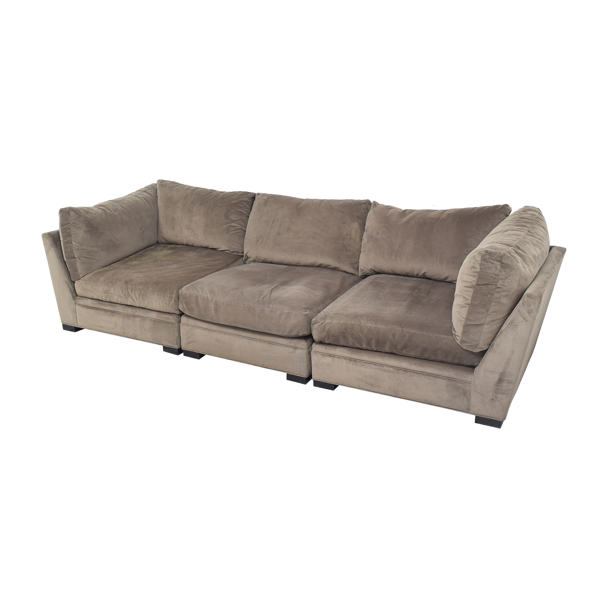 buy Raymour & Flanigan Sectional Sofa by Cindy Crawford Home Raymour & Flanigan Sofas