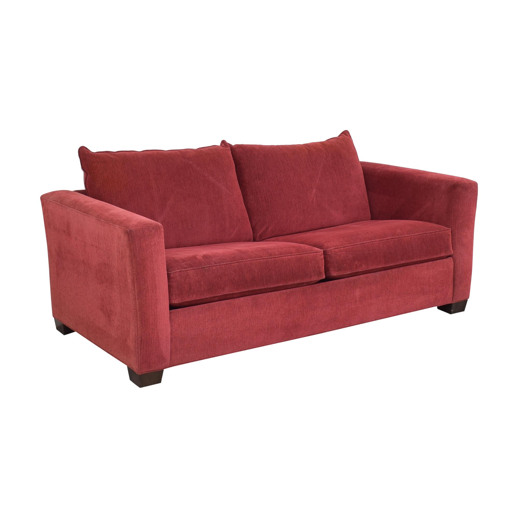 Ethan Allen Hampton Queen Sleeper Sofa sale