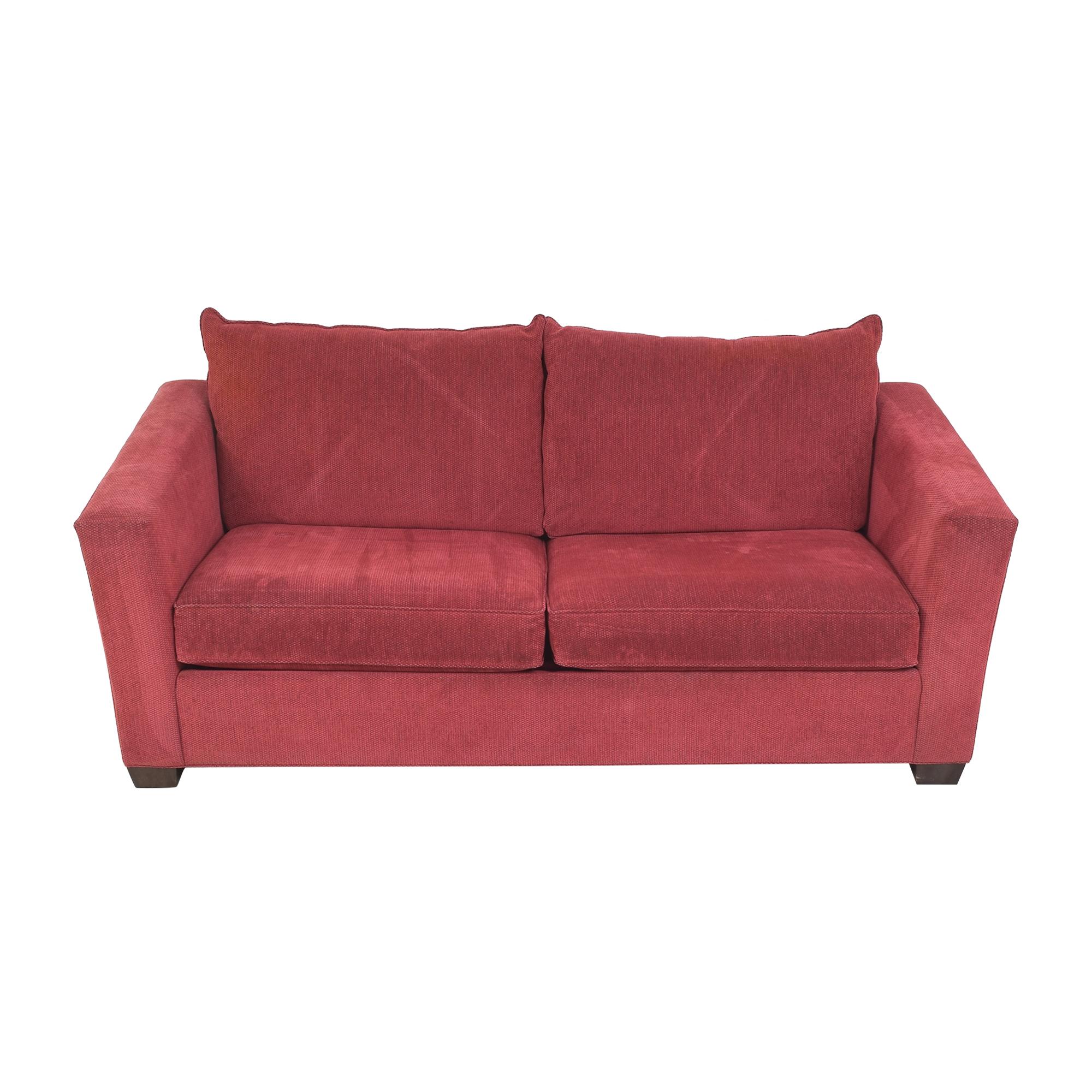 buy Ethan Allen Hampton Queen Sleeper Sofa Ethan Allen Sofa Beds
