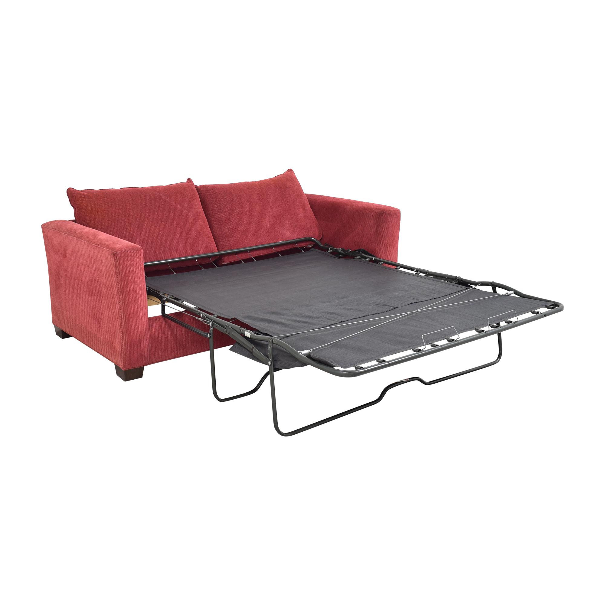 Ethan Allen Hampton Queen Sleeper Sofa / Sofas