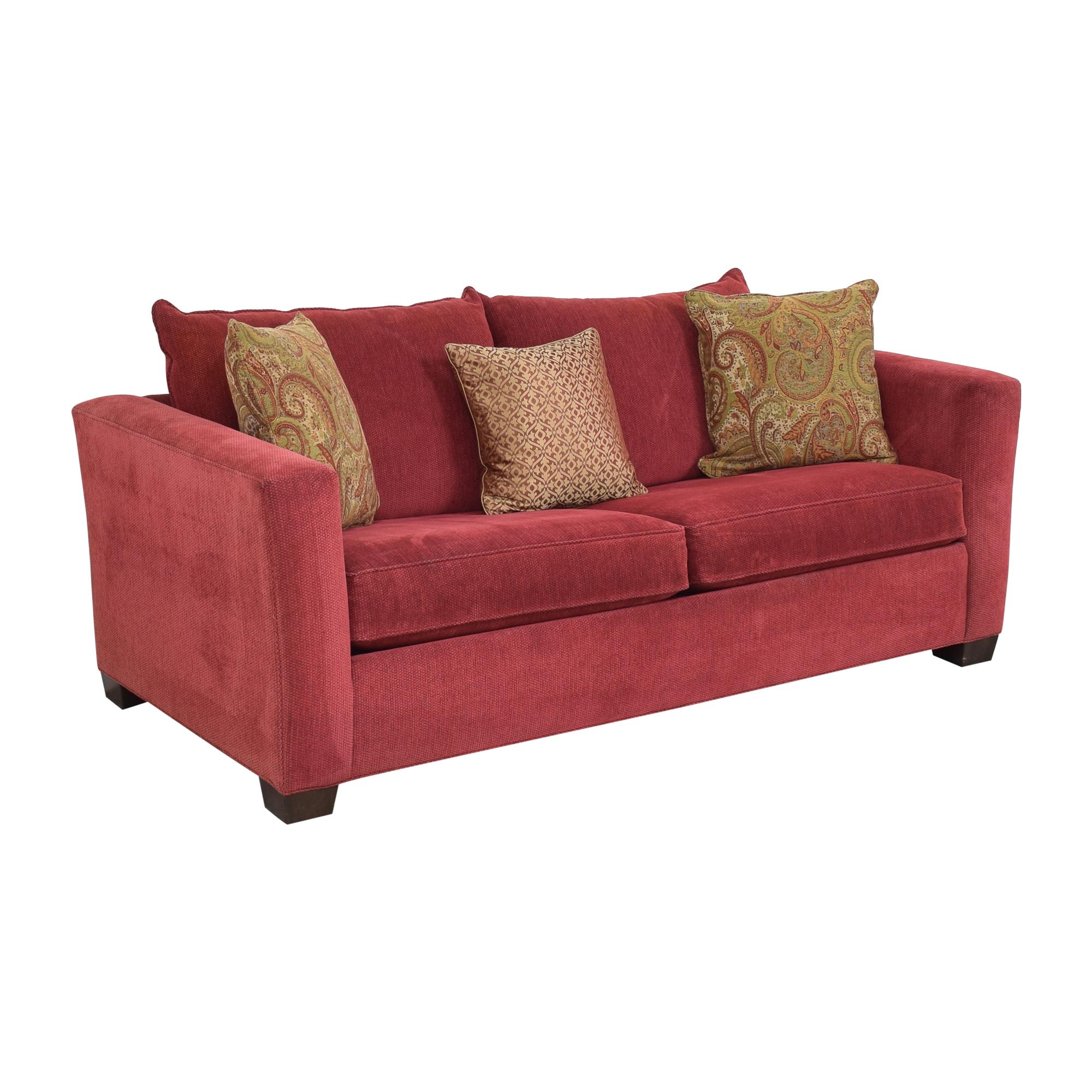 Ethan Allen Ethan Allen Hampton Queen Sleeper Sofa nj