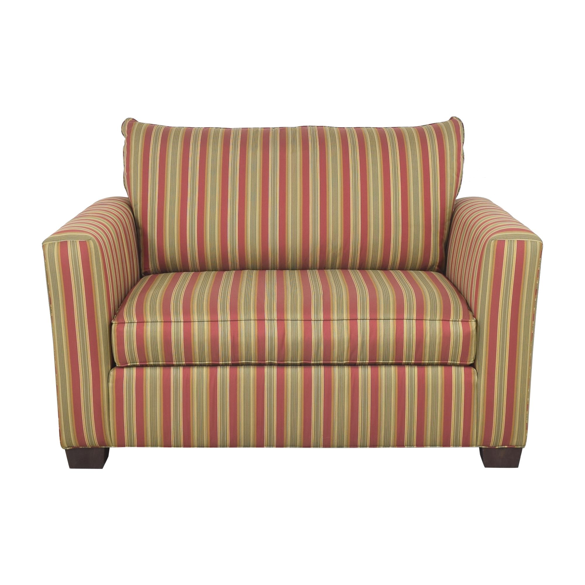 buy Ethan Allen Ethan Allen Hampton Chair and a Half online