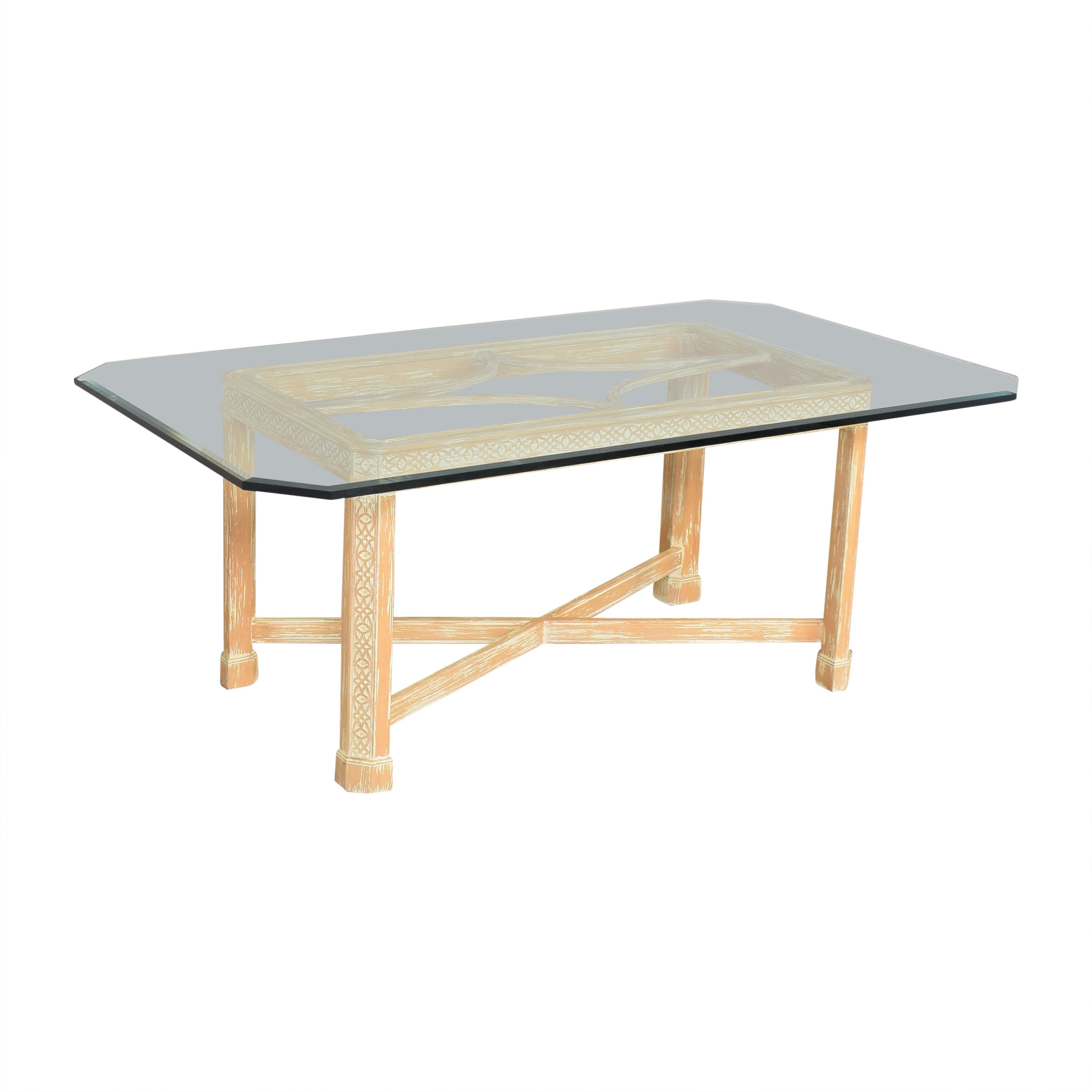 Carved Leg Dining Table price