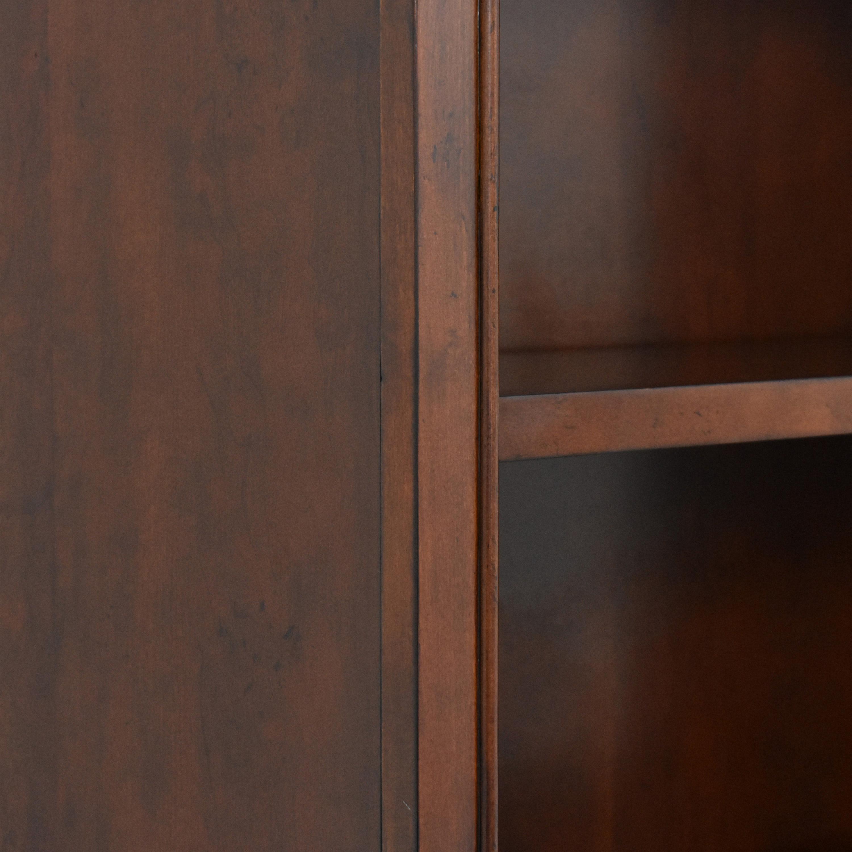 aspenhome Aspenhome E2 Class Villager Open Bookcase Storage