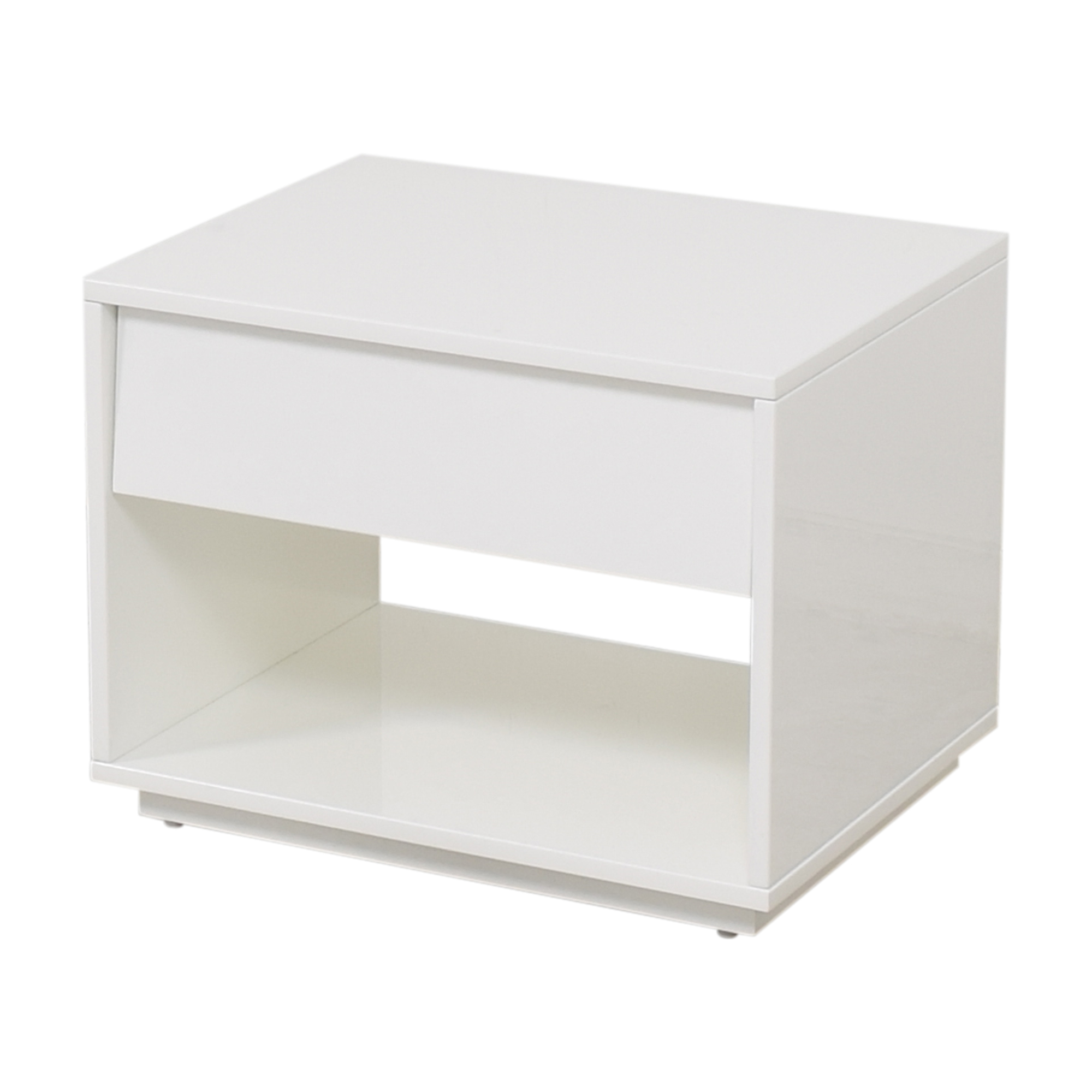 CB2 CB2 Shake One Drawer Nightstand End Tables