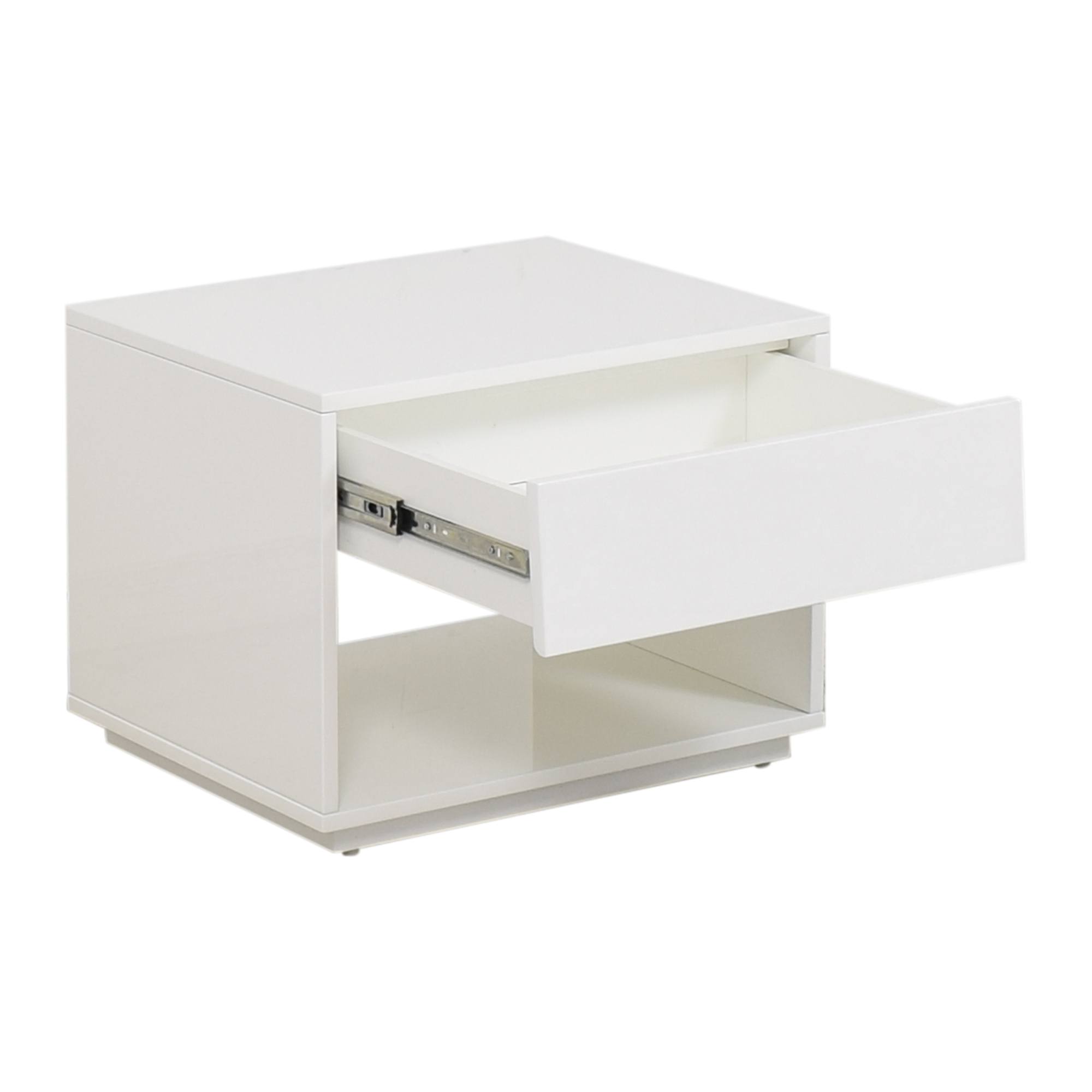 buy CB2 Shake One Drawer Nightstand CB2