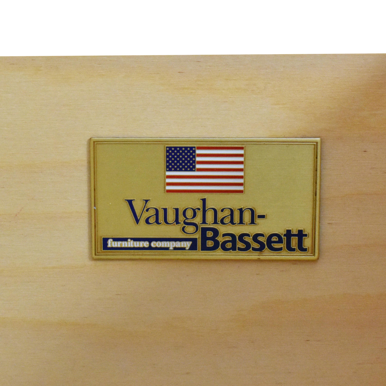 Vaughan-Bassett Vaughan-Bassett Media Armoire used
