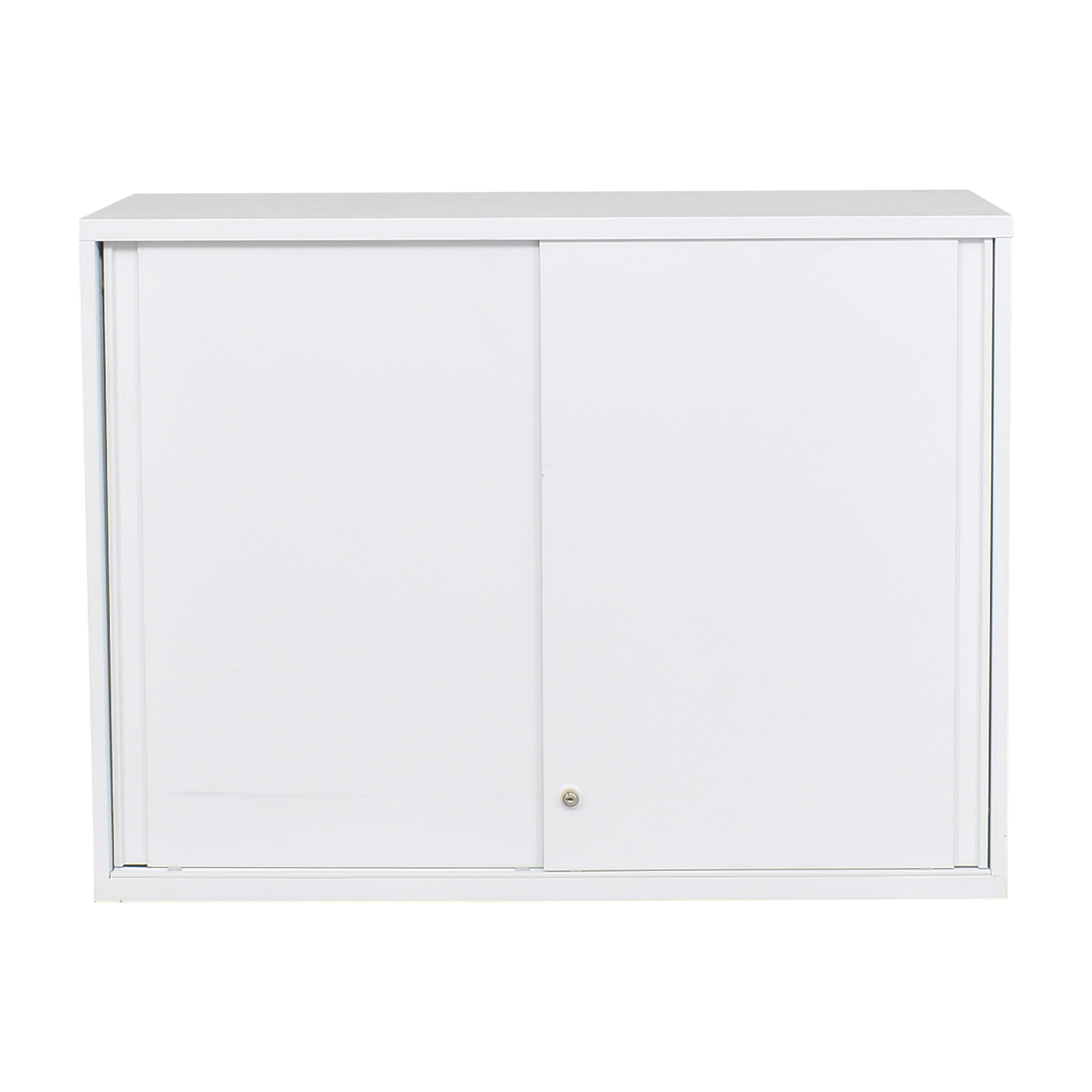 Steelcase Two Door Cabinet / Cabinets & Sideboards