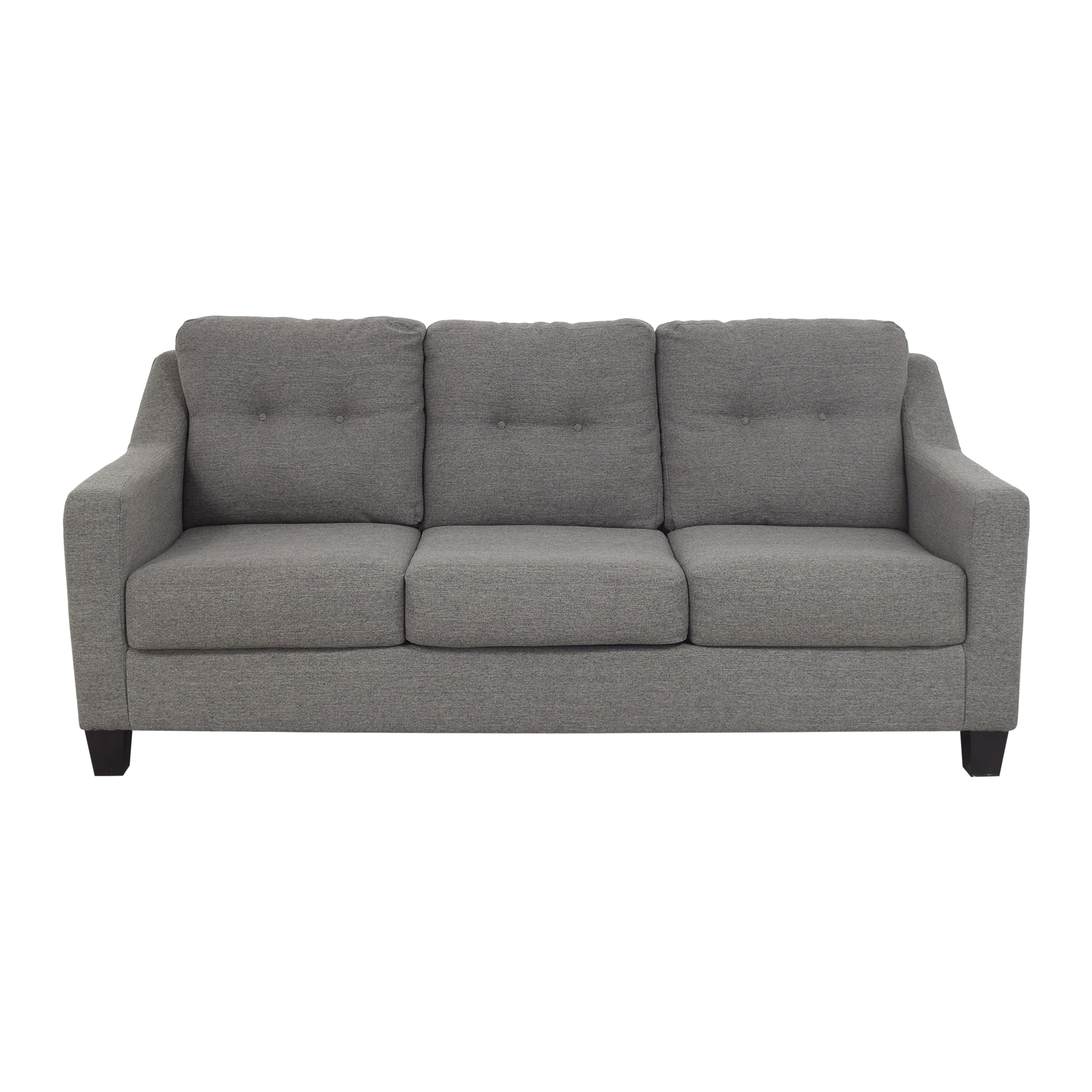 shop Ashley Furniture Ashley Furniture Button Tufted Sofa online