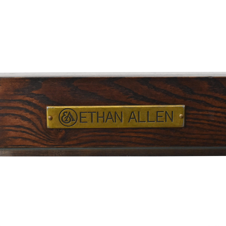 Ethan Allen Ethan Allen Three Door Media Cabinet discount