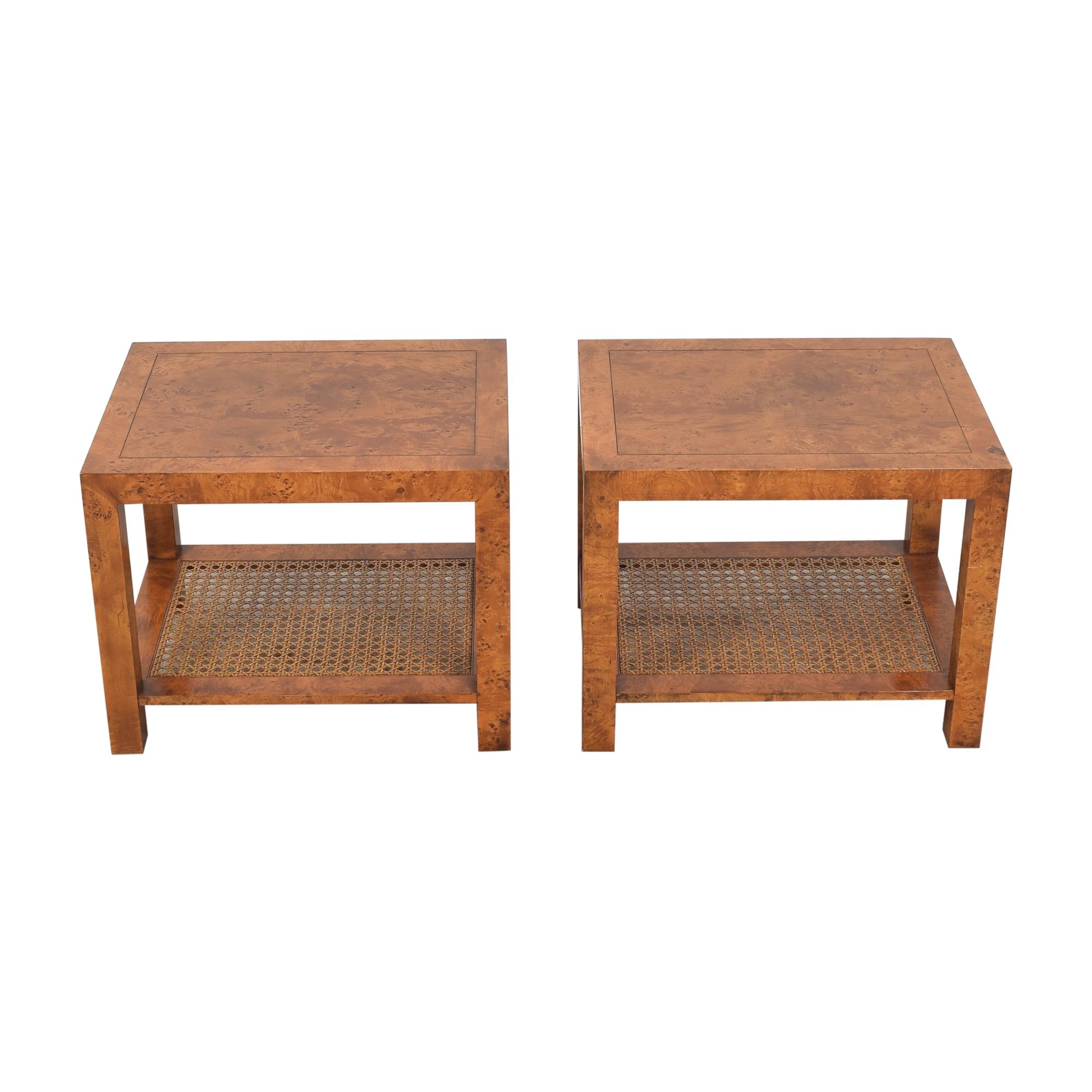 John Stuart Inc. John Stuart Inc. Modern End Tables pa