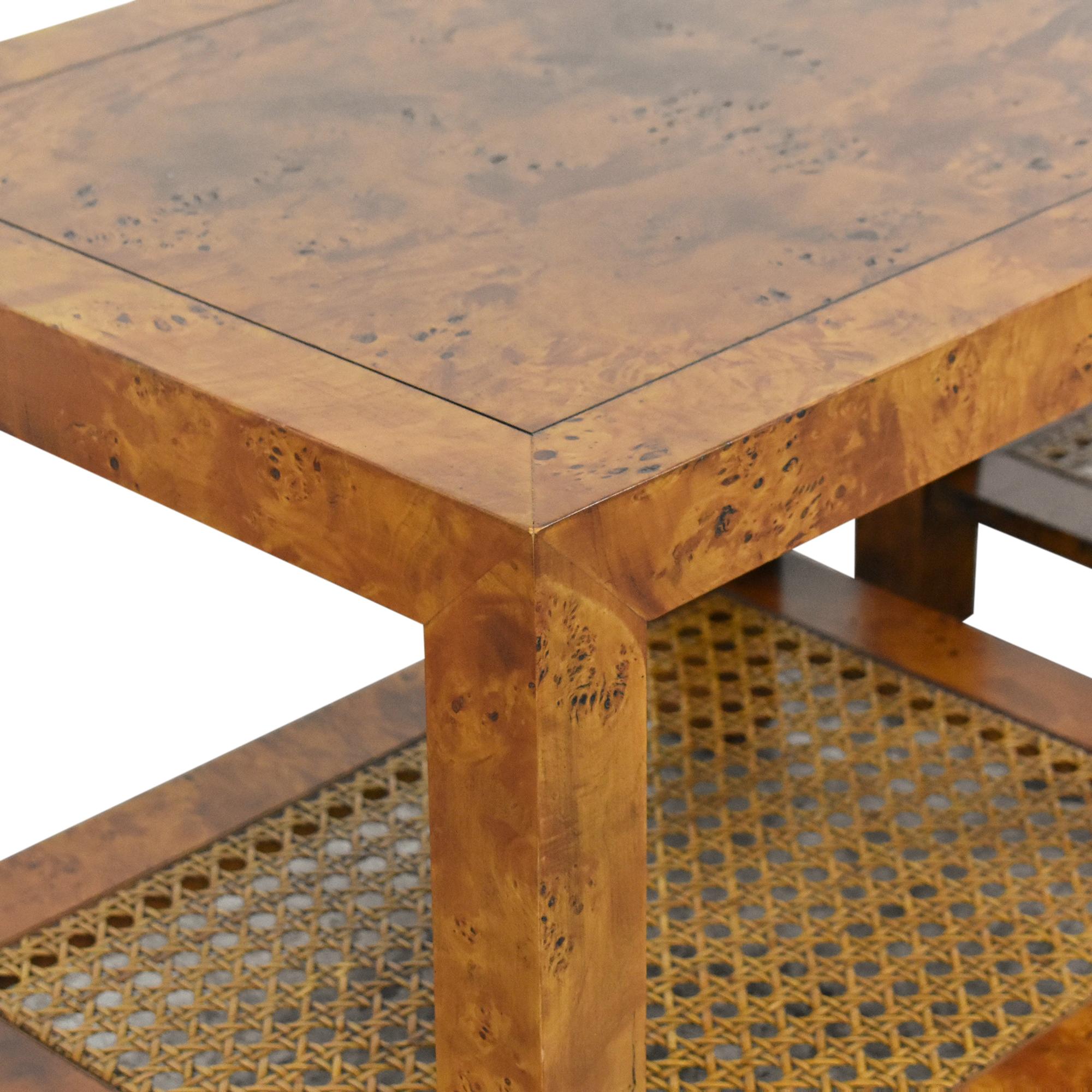 John Stuart Inc. John Stuart Inc. Modern End Tables used