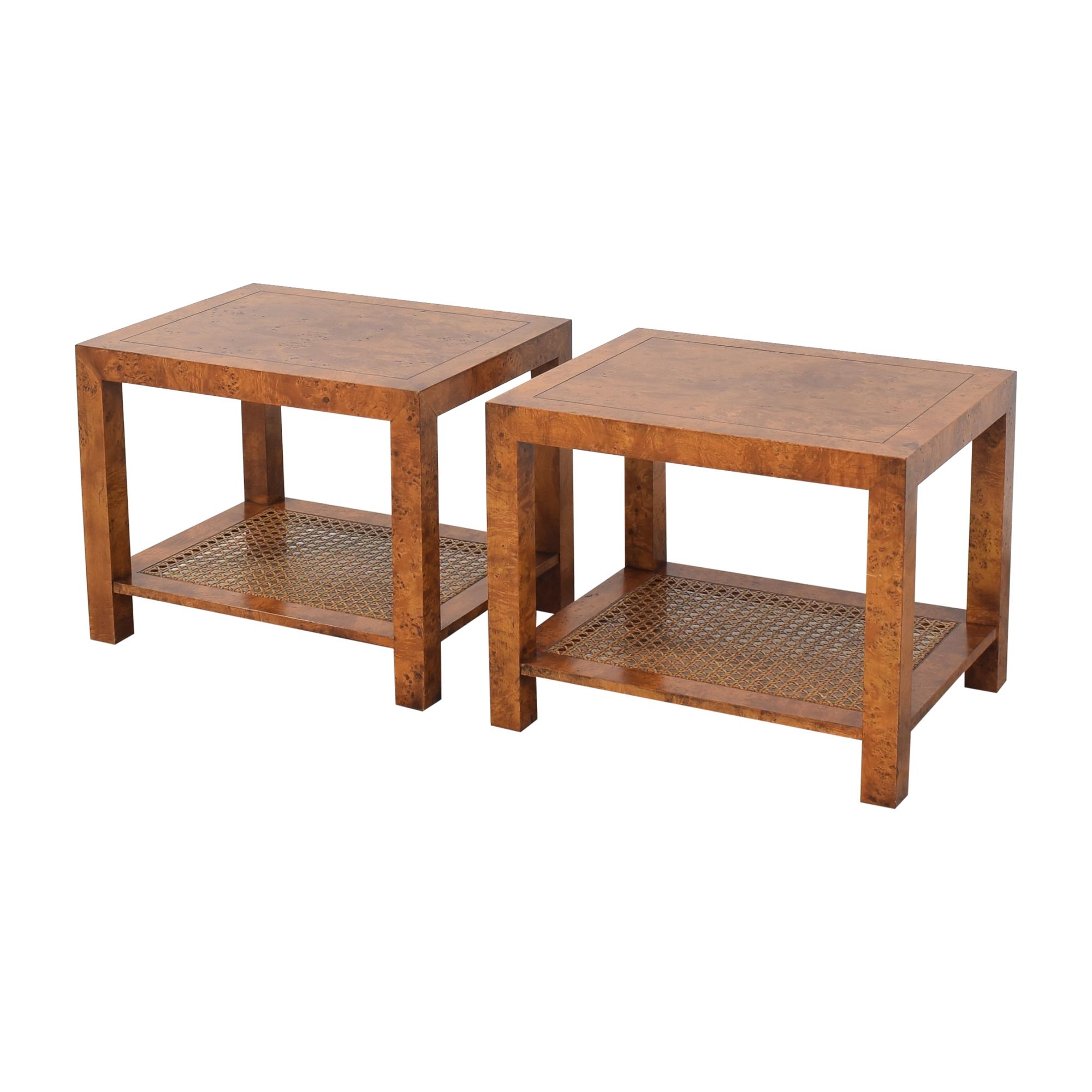 John Stuart Inc. John Stuart Inc. Modern End Tables ct