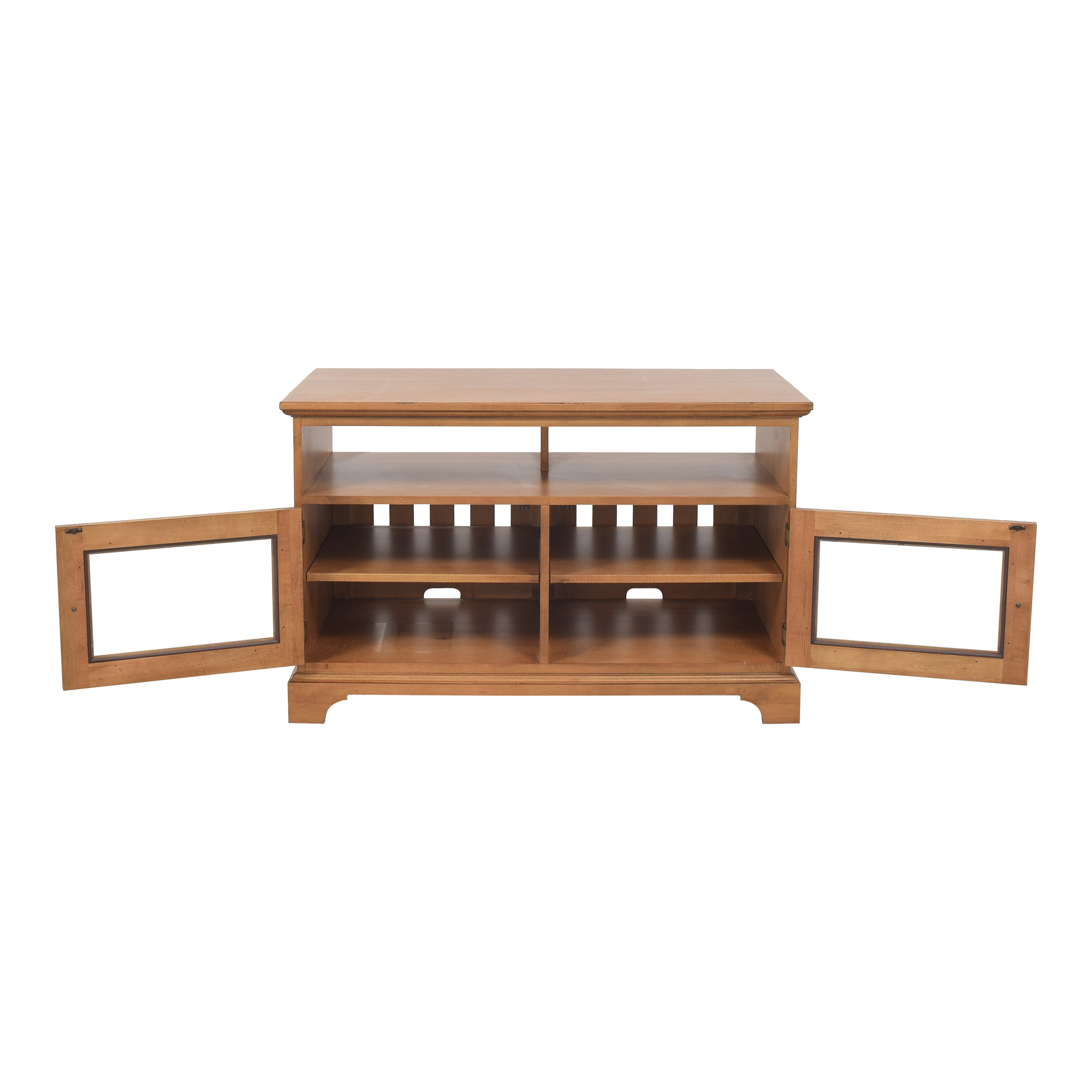 Ethan Allen New Country Media Cabinet / Storage