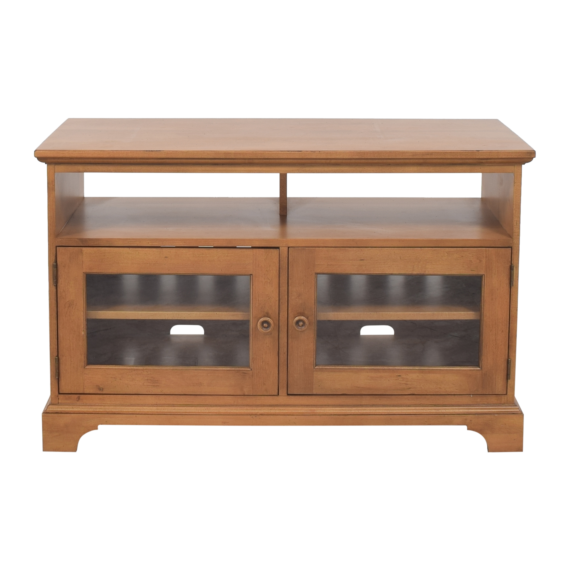 Ethan Allen Ethan Allen New Country Media Cabinet on sale