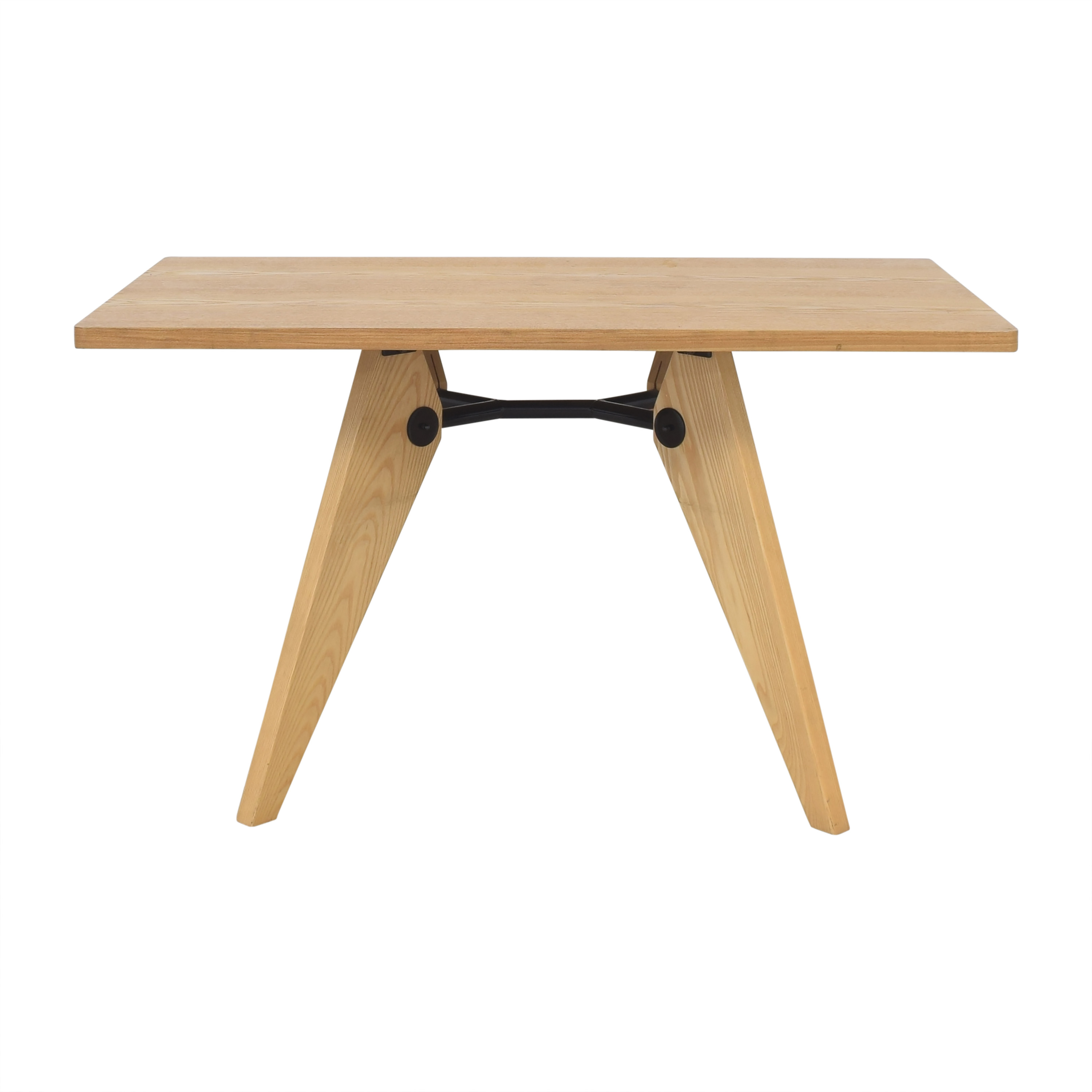 Mid-Century Style Dining Table dimensions