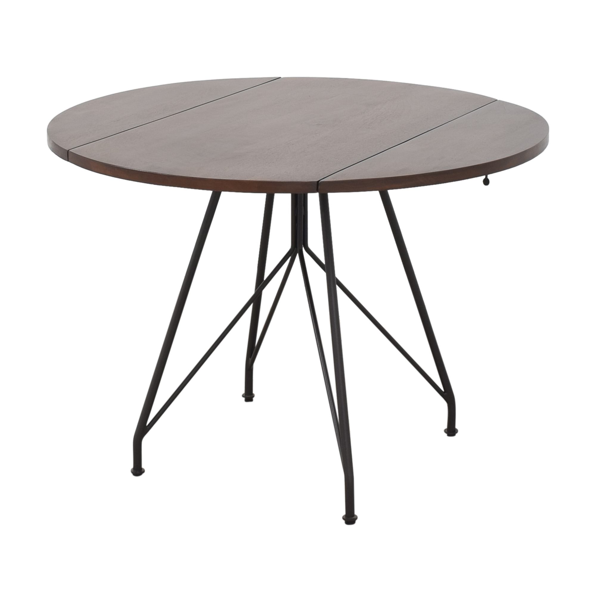 West Elm West Elm Jules Drop Leaf Expandable Dining Table Tables