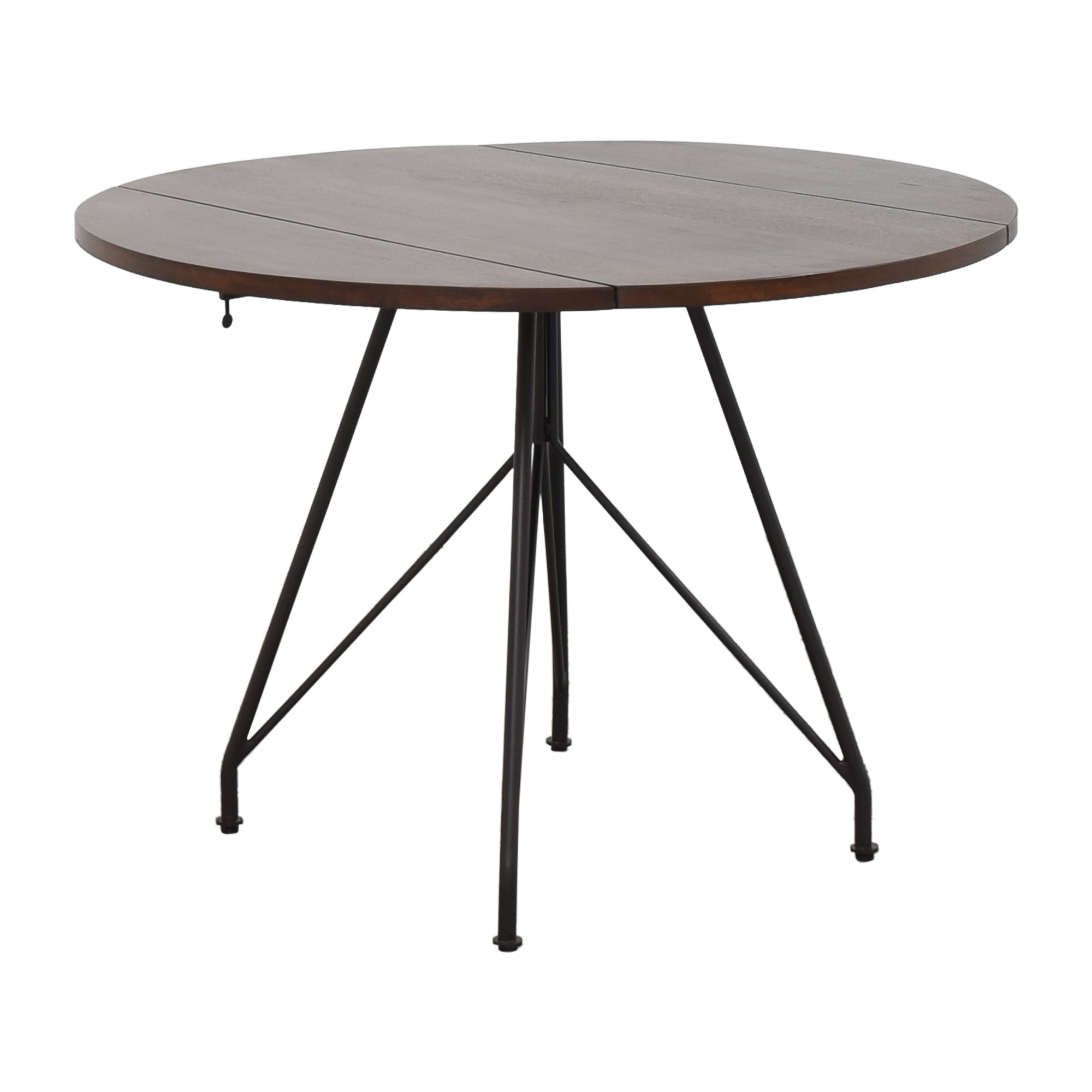 West Elm West Elm Jules Drop Leaf Expandable Dining Table ma
