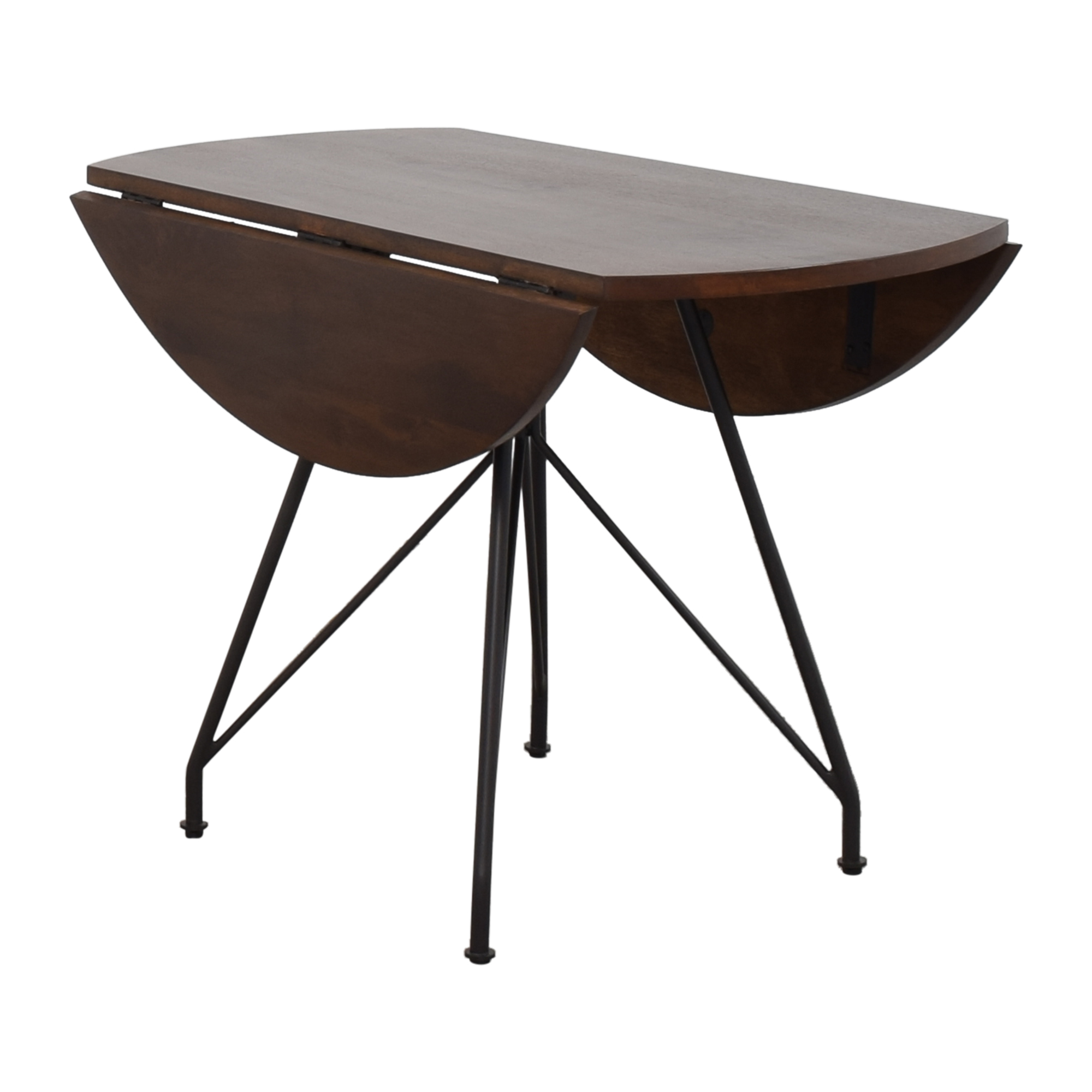 West Elm West Elm Jules Drop Leaf Expandable Dining Table ct