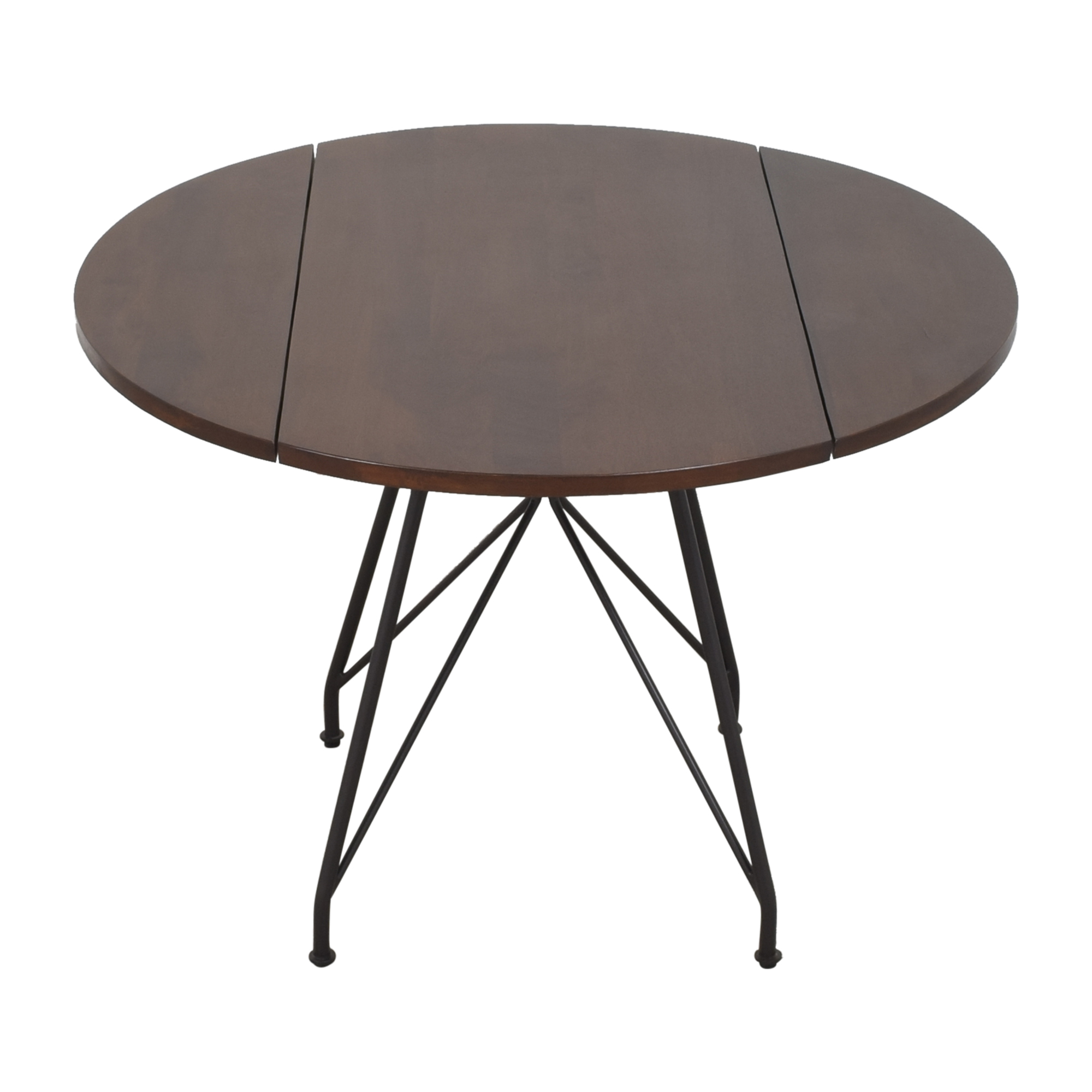 West Elm Jules Drop Leaf Expandable Dining Table / Dinner Tables