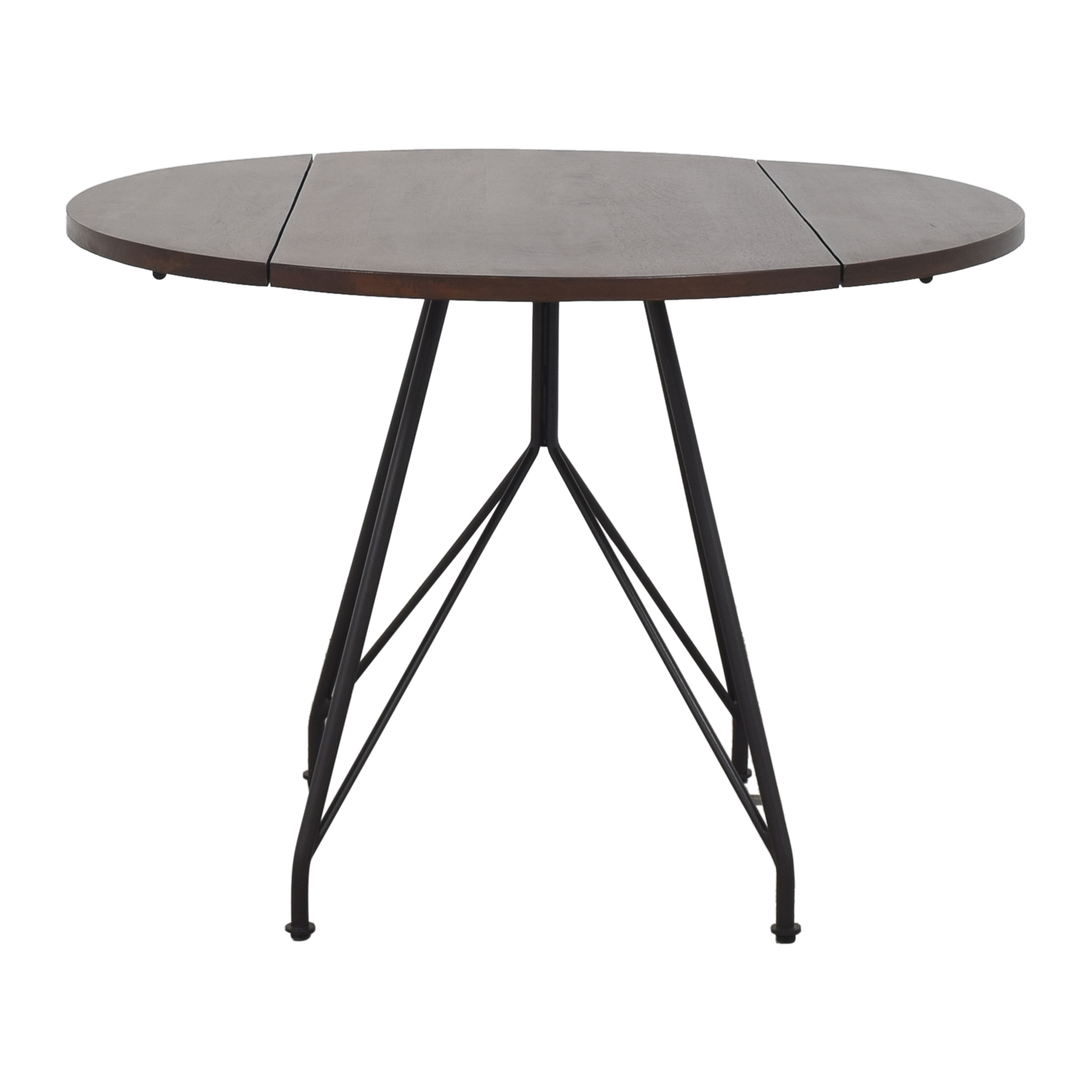 West Elm West Elm Jules Drop Leaf Expandable Dining Table discount