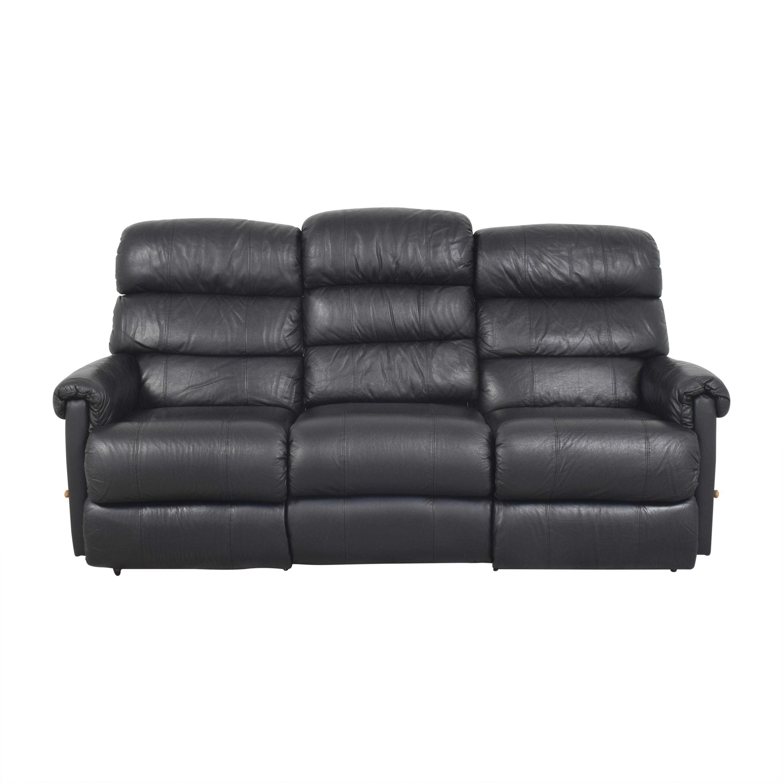 La-Z-Boy La-Z-Boy Reclining Sofa black