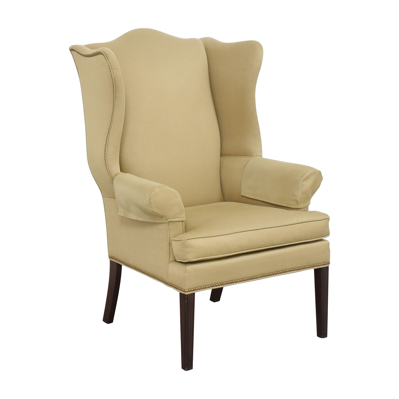 buy Ethan Allen Ethan Allen Wing Back Chair online