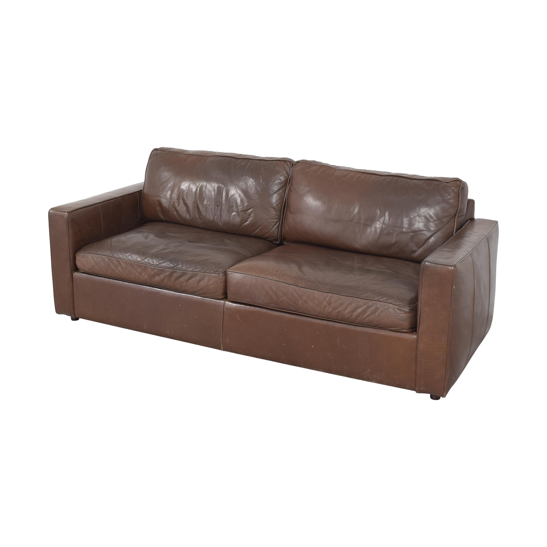 Room & Board Room & Board Two Cushion Sofa by McCreary Modern price