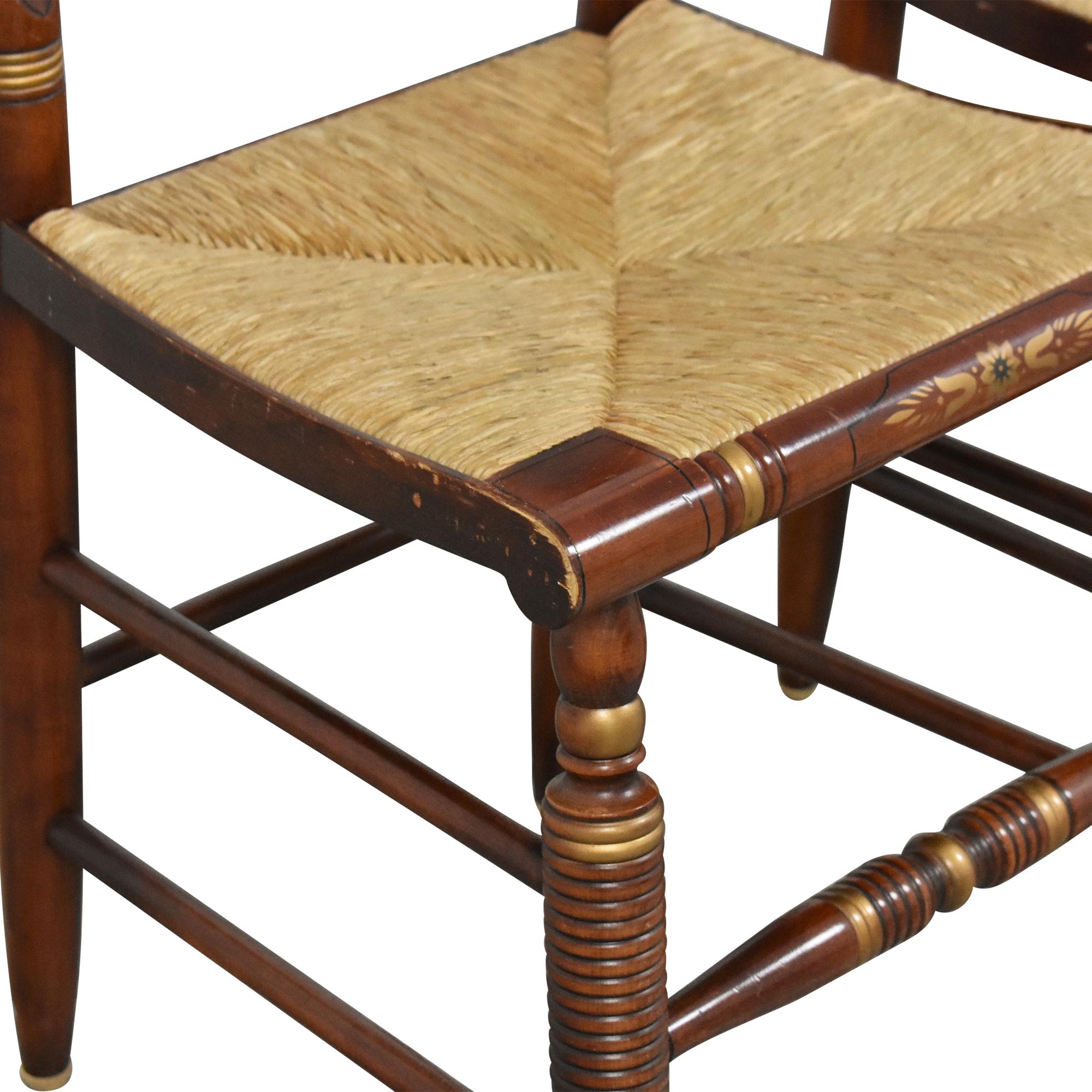 Lambert Hitchcock Lambert Hitchcock Cane Seat Dining Chairs nyc