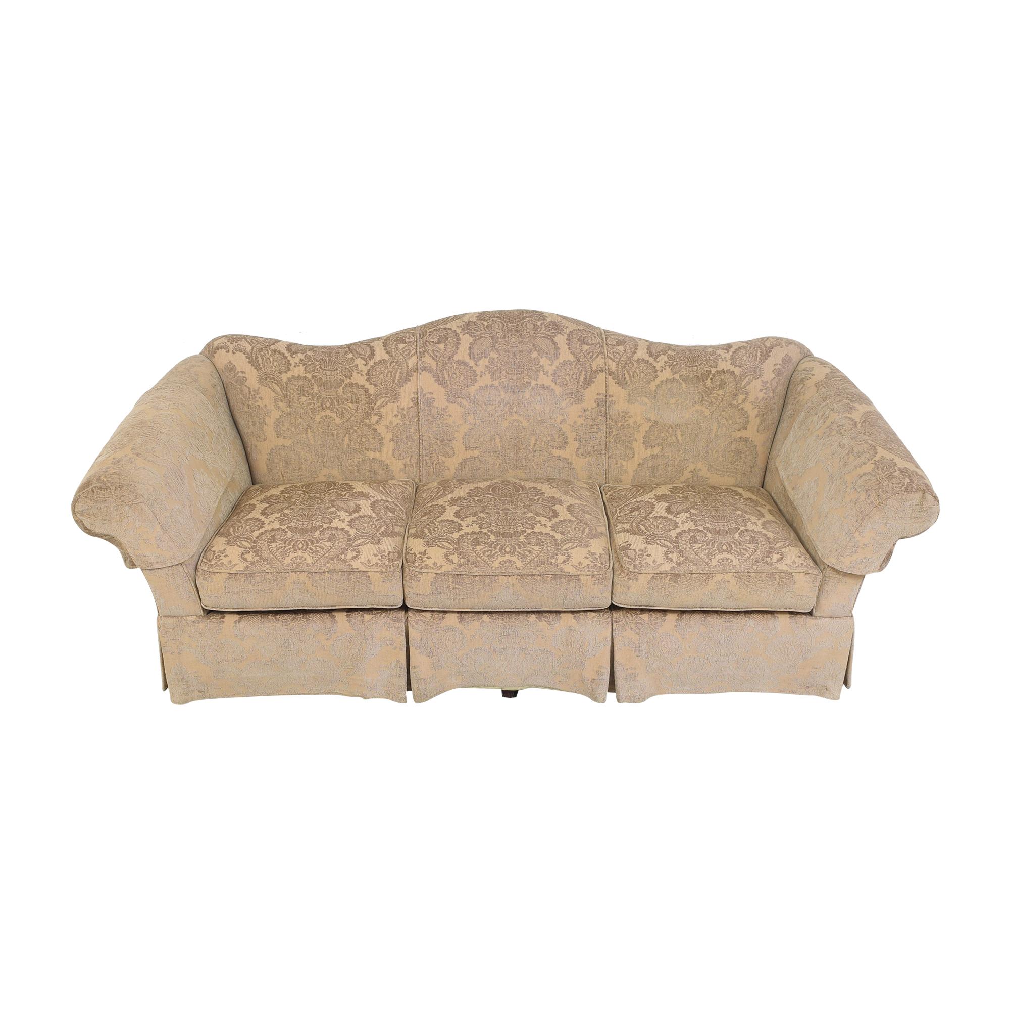 Lee Industries Lee Industries Camelback Three Cushion Sofa Sofas
