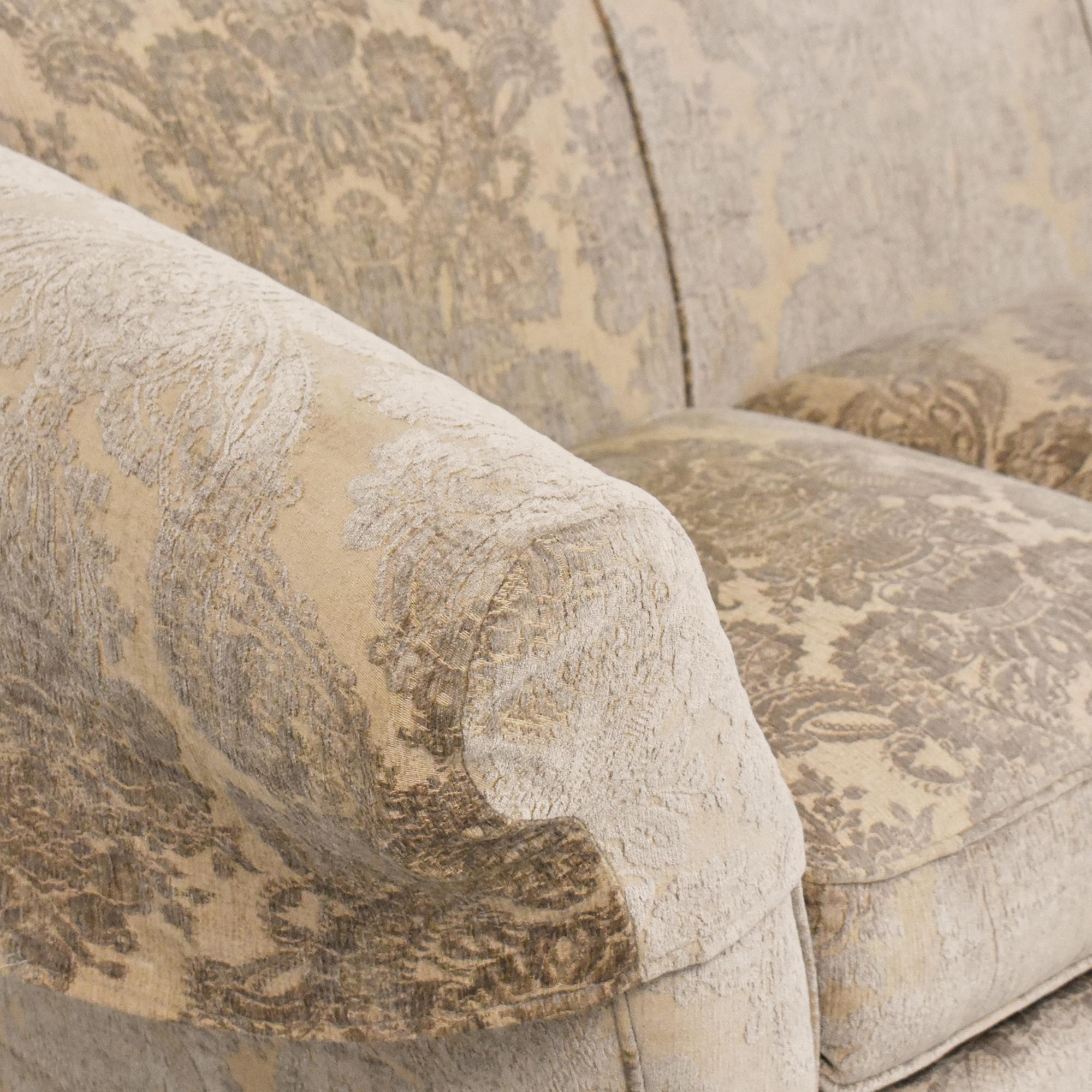 Lee Industries Lee Industries Camelback Three Cushion Sofa price