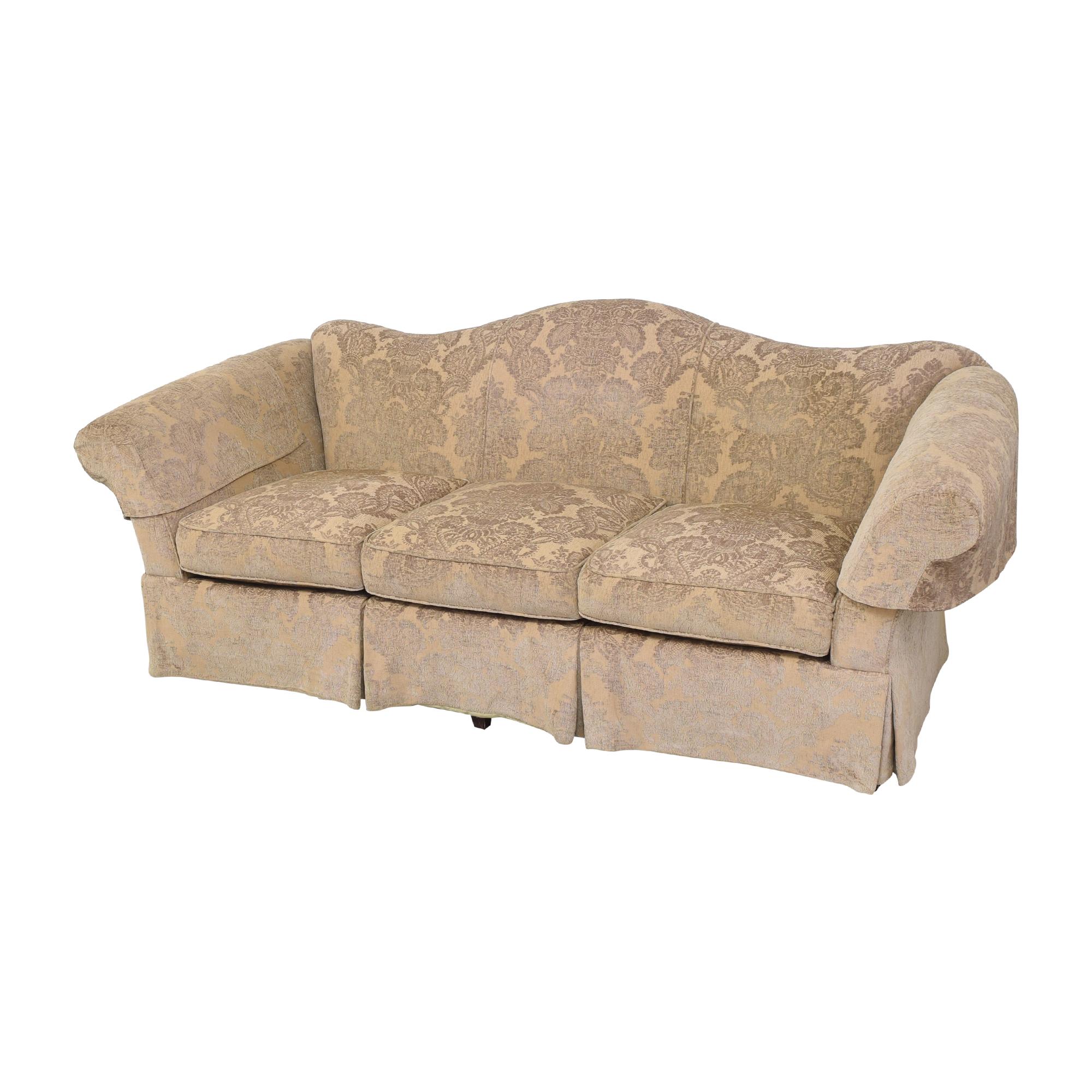 Lee Industries Lee Industries Camelback Three Cushion Sofa second hand