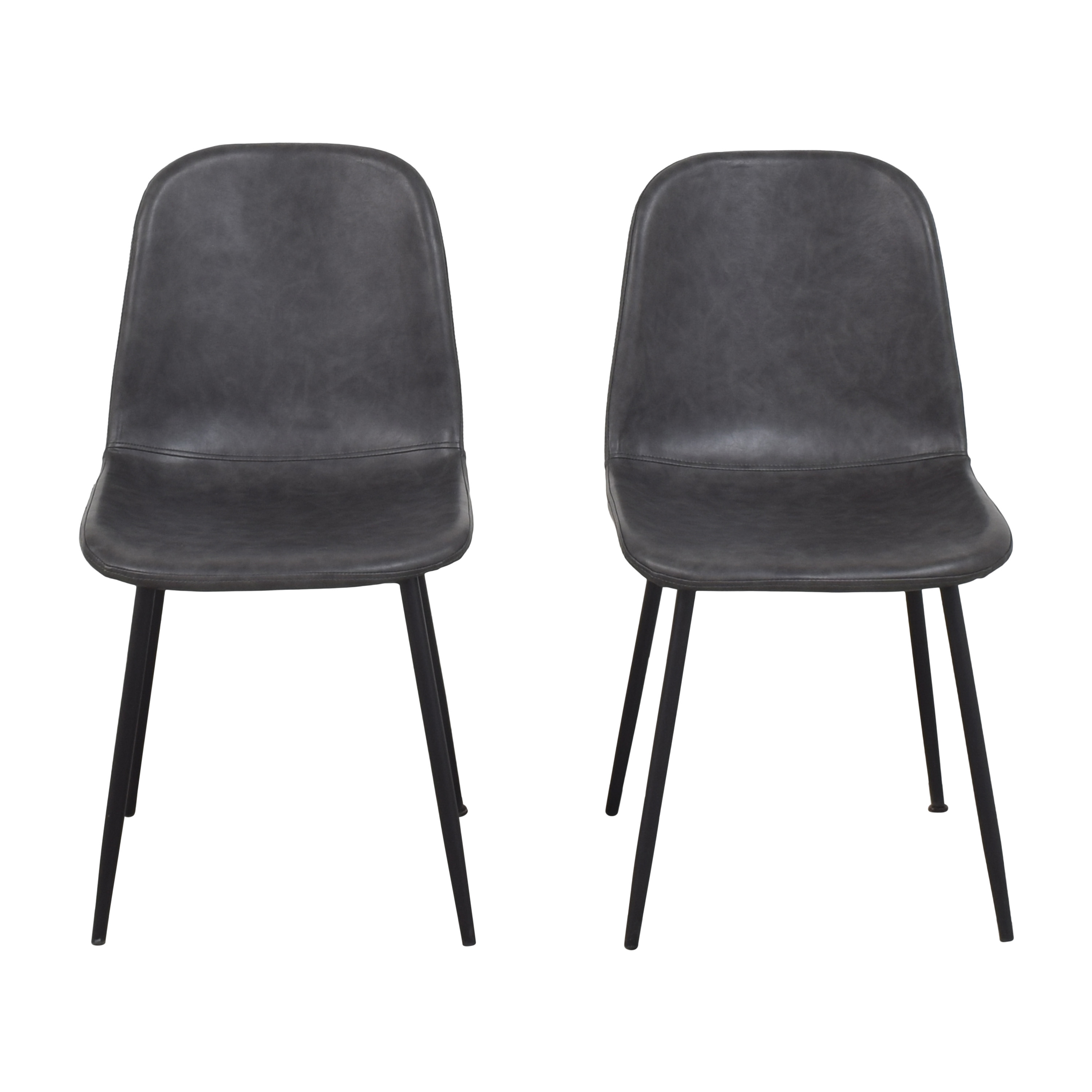 Mid-Century Modern Style Dining Chairs pa