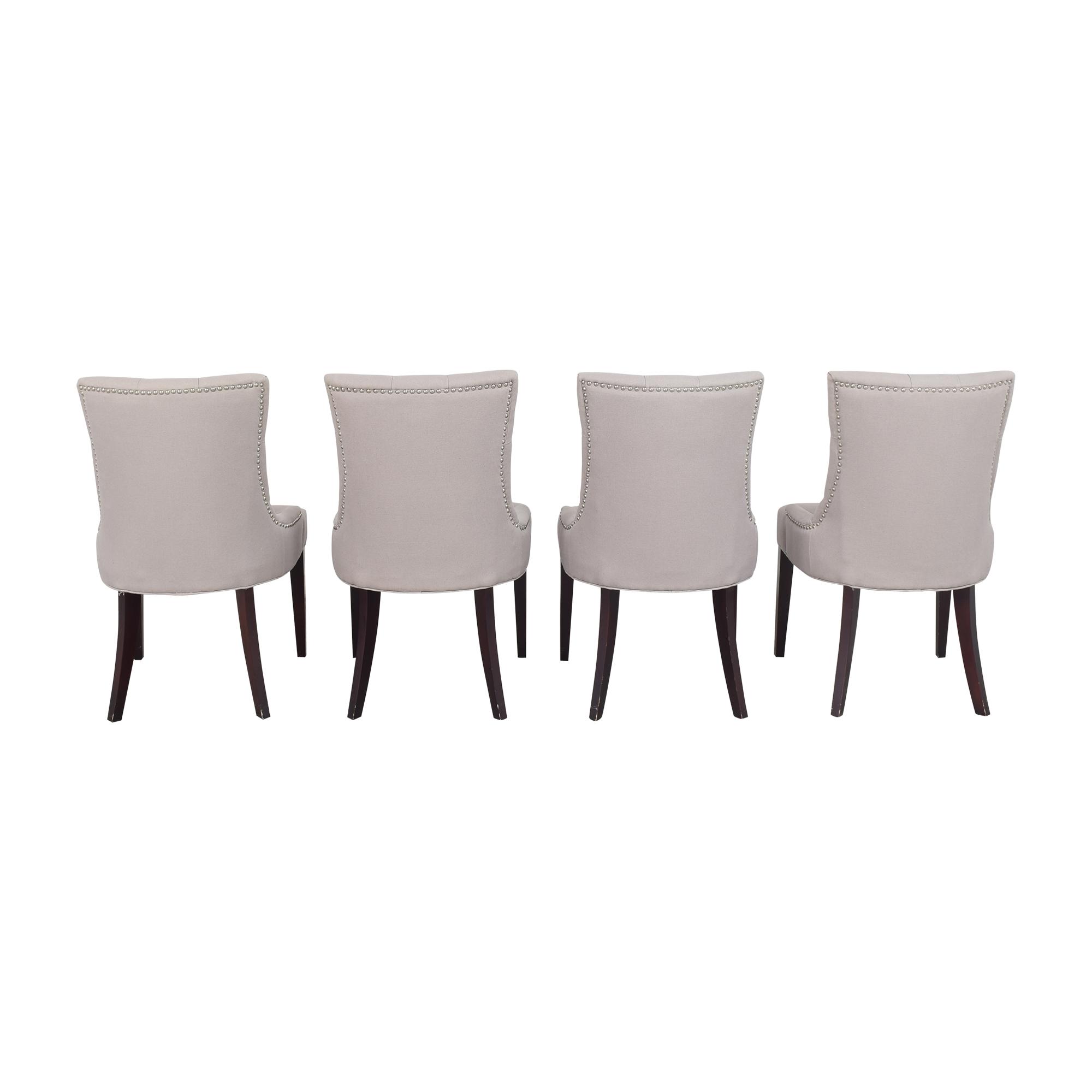 Safavieh Safavieh Nimes Tufted Dining Chairs discount