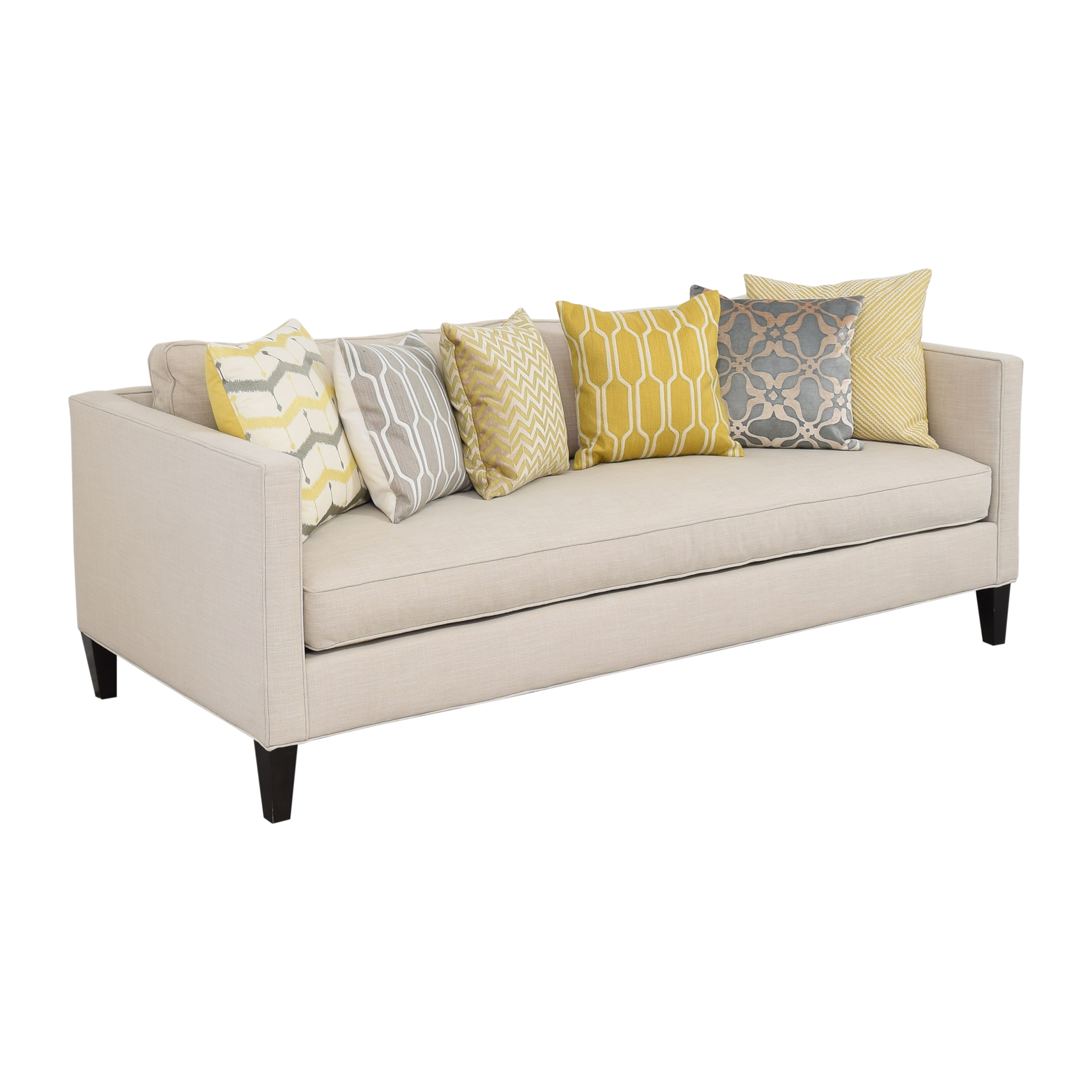 shop West Elm Dunham Sofa West Elm Classic Sofas