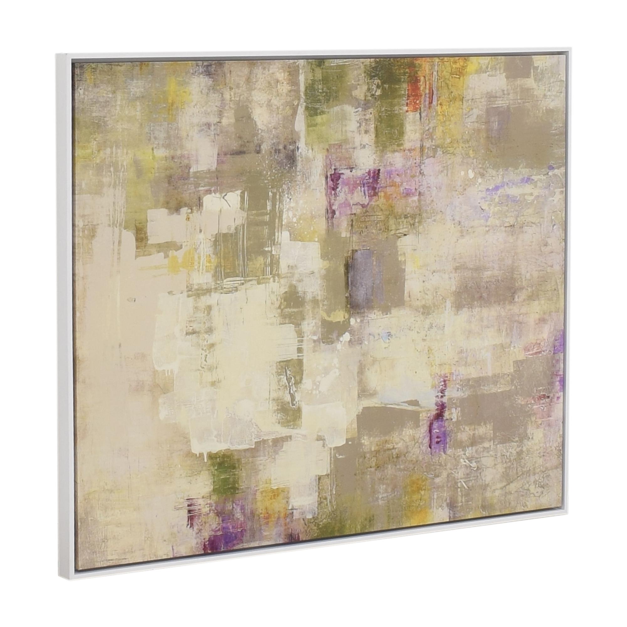 shop Framed Abstract Wall Art  Wall Art