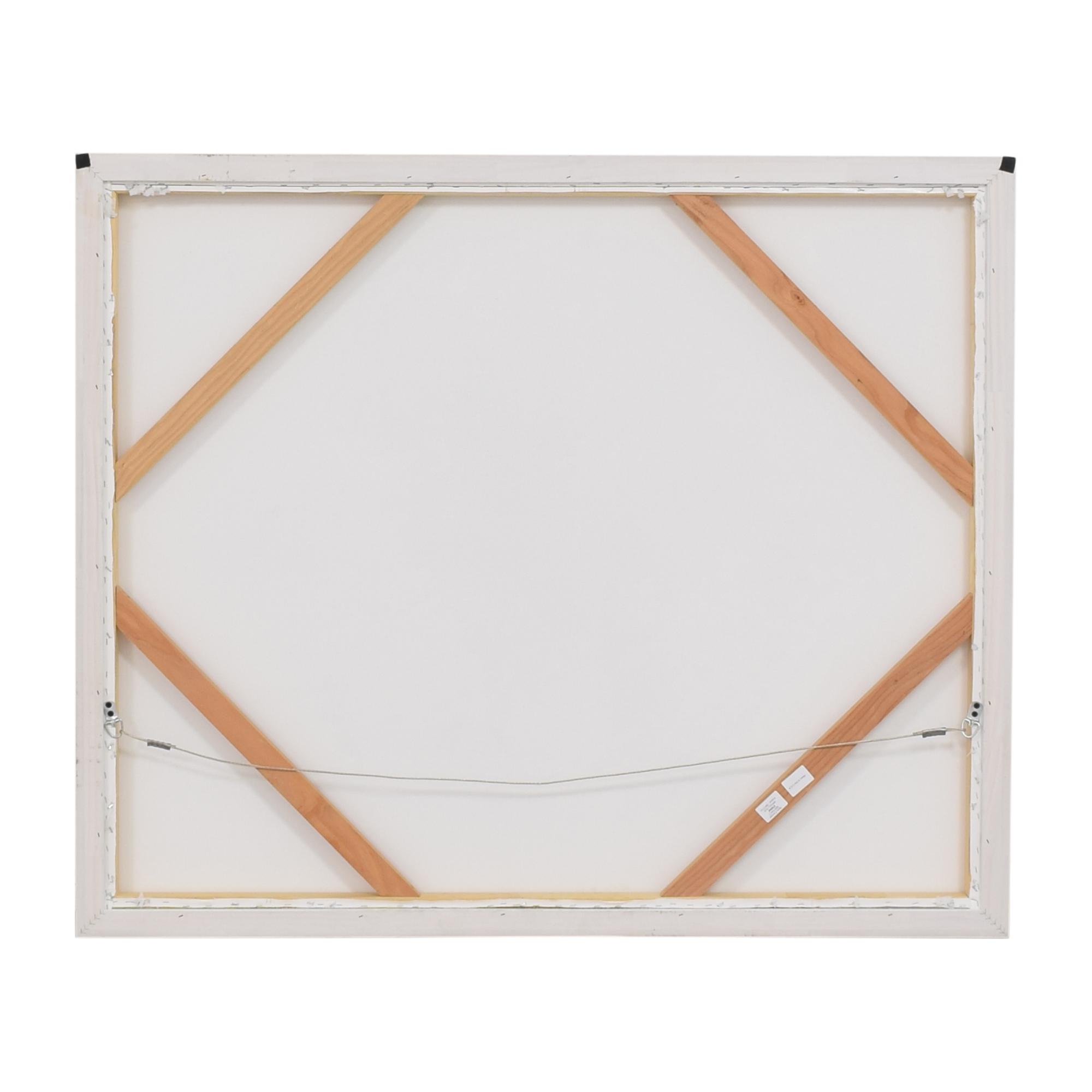 Framed Abstract Wall Art pa
