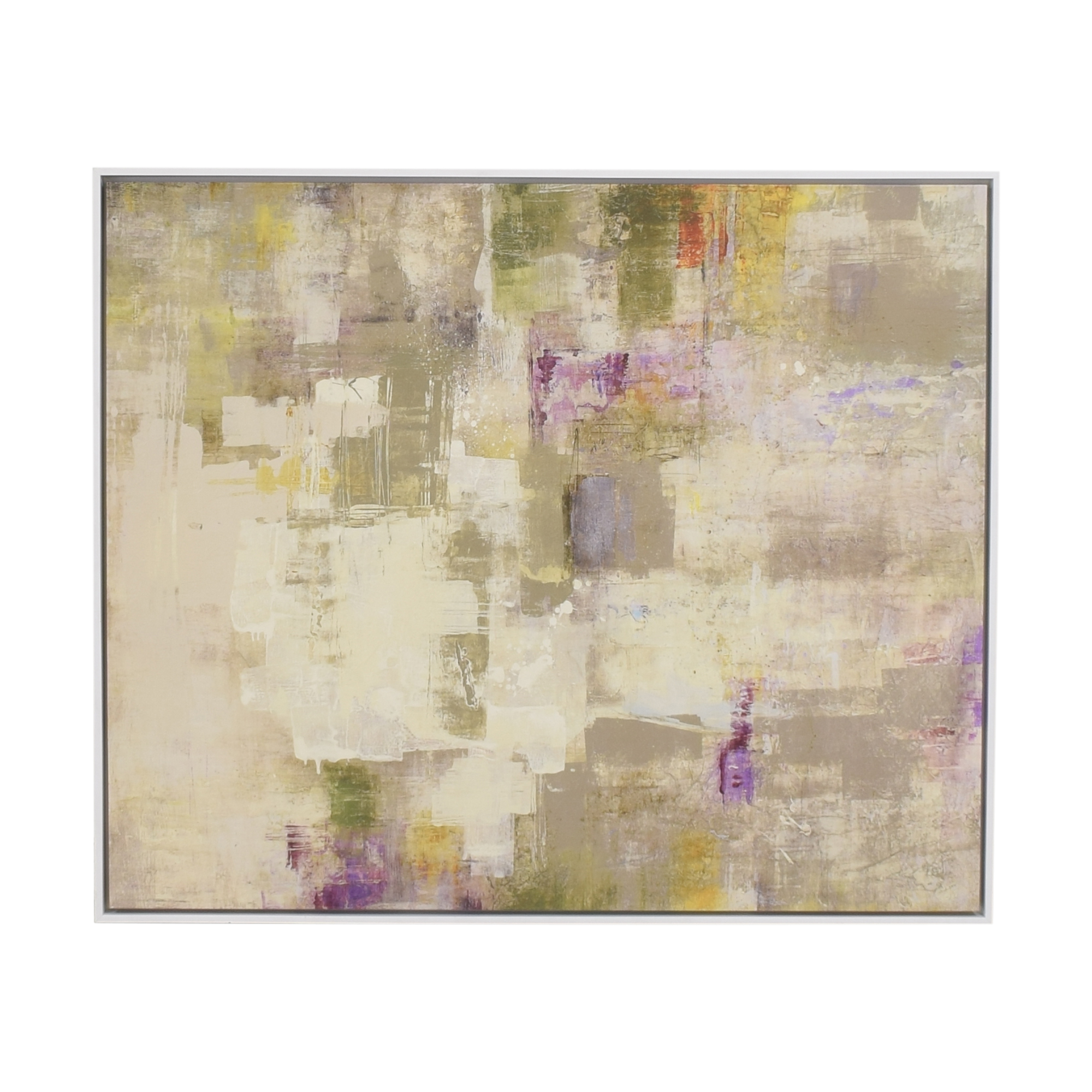 Framed Abstract Wall Art on sale