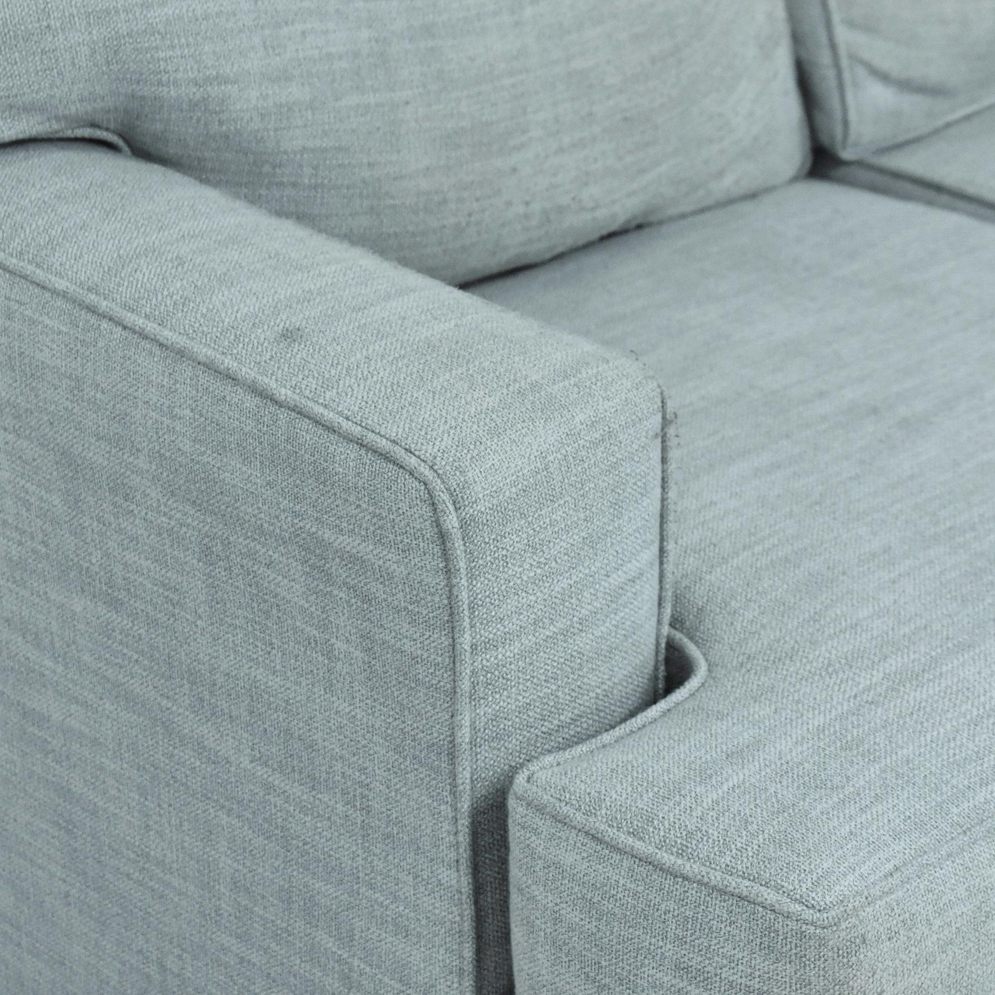 KFI KFI Corner Sectional Sofa coupon