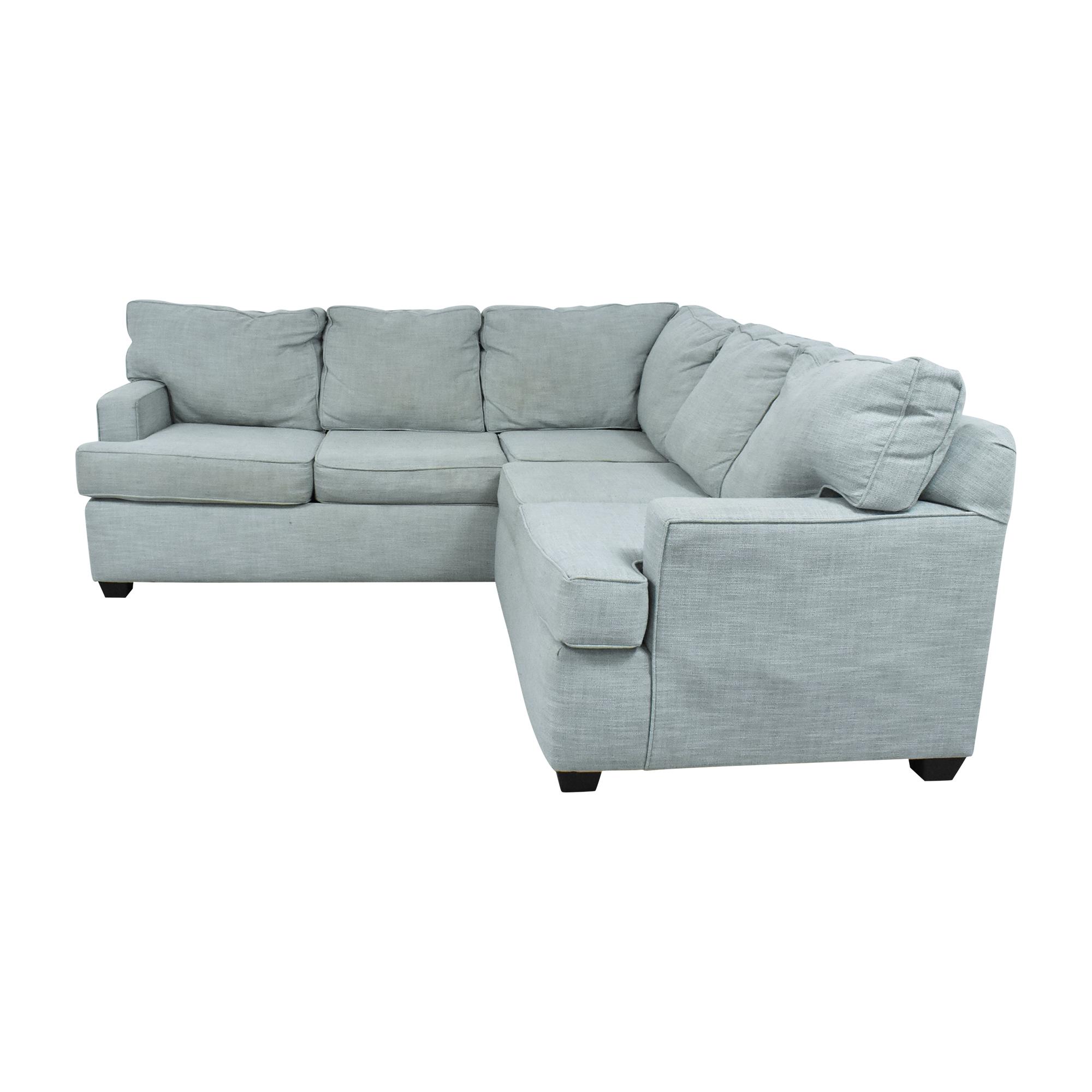 KFI Corner Sectional Sofa / Sectionals